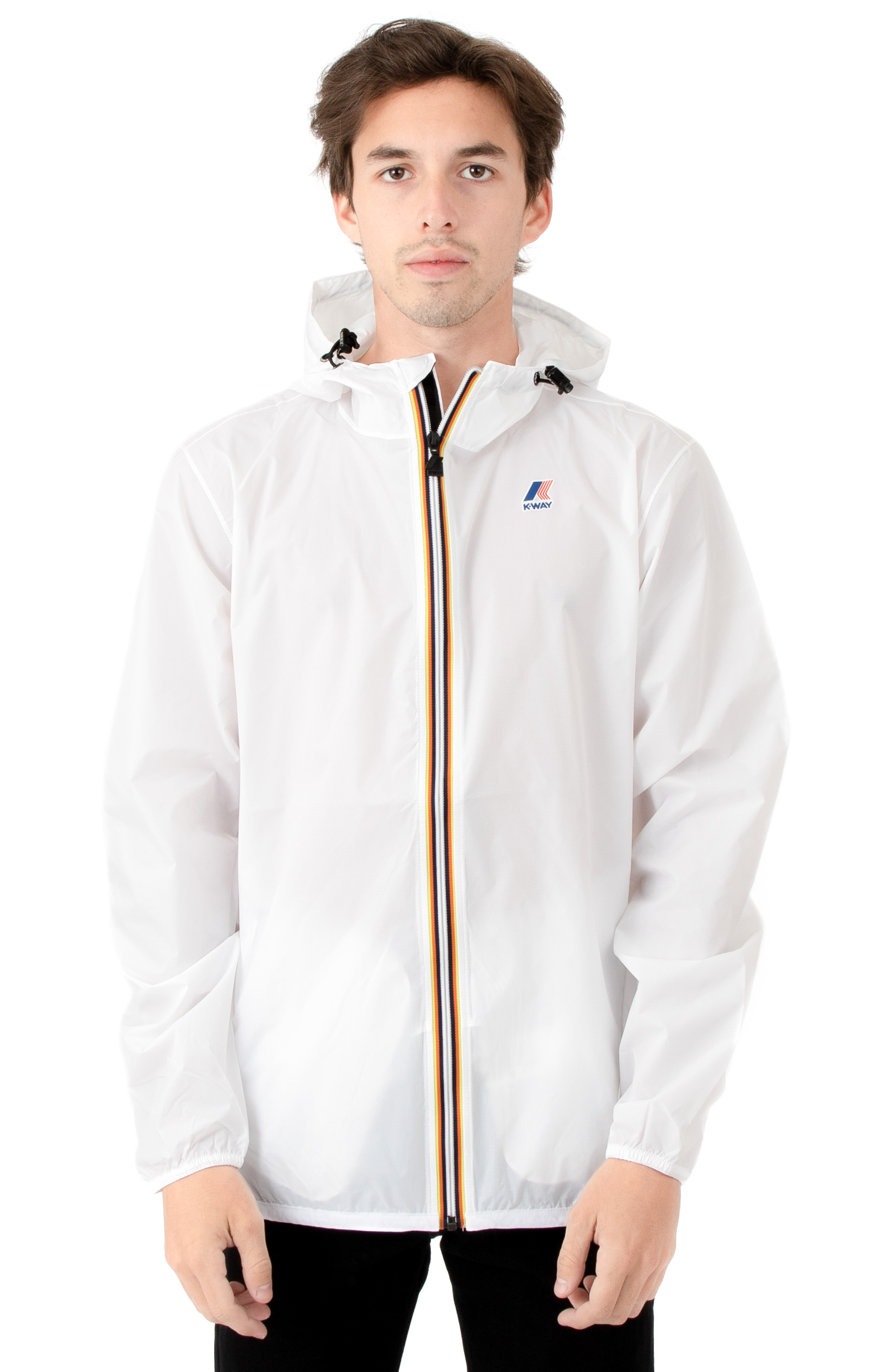 Le Vrai 3.0 Claude Jacket - White