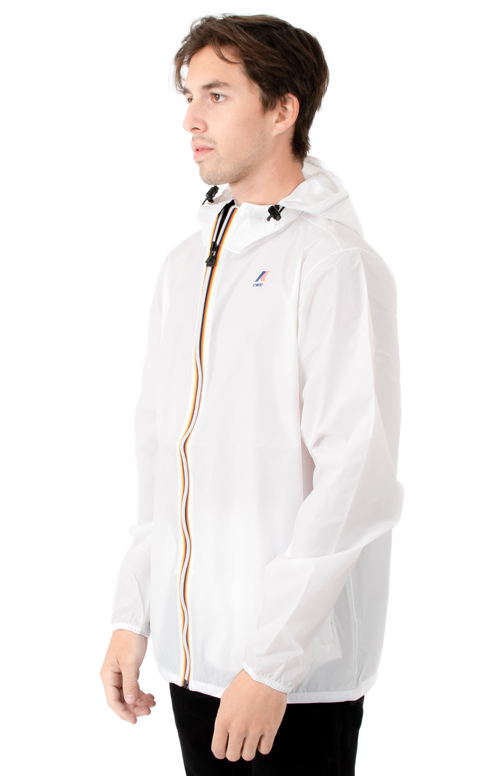 Le Vrai 3.0 Claude Jacket - White  2