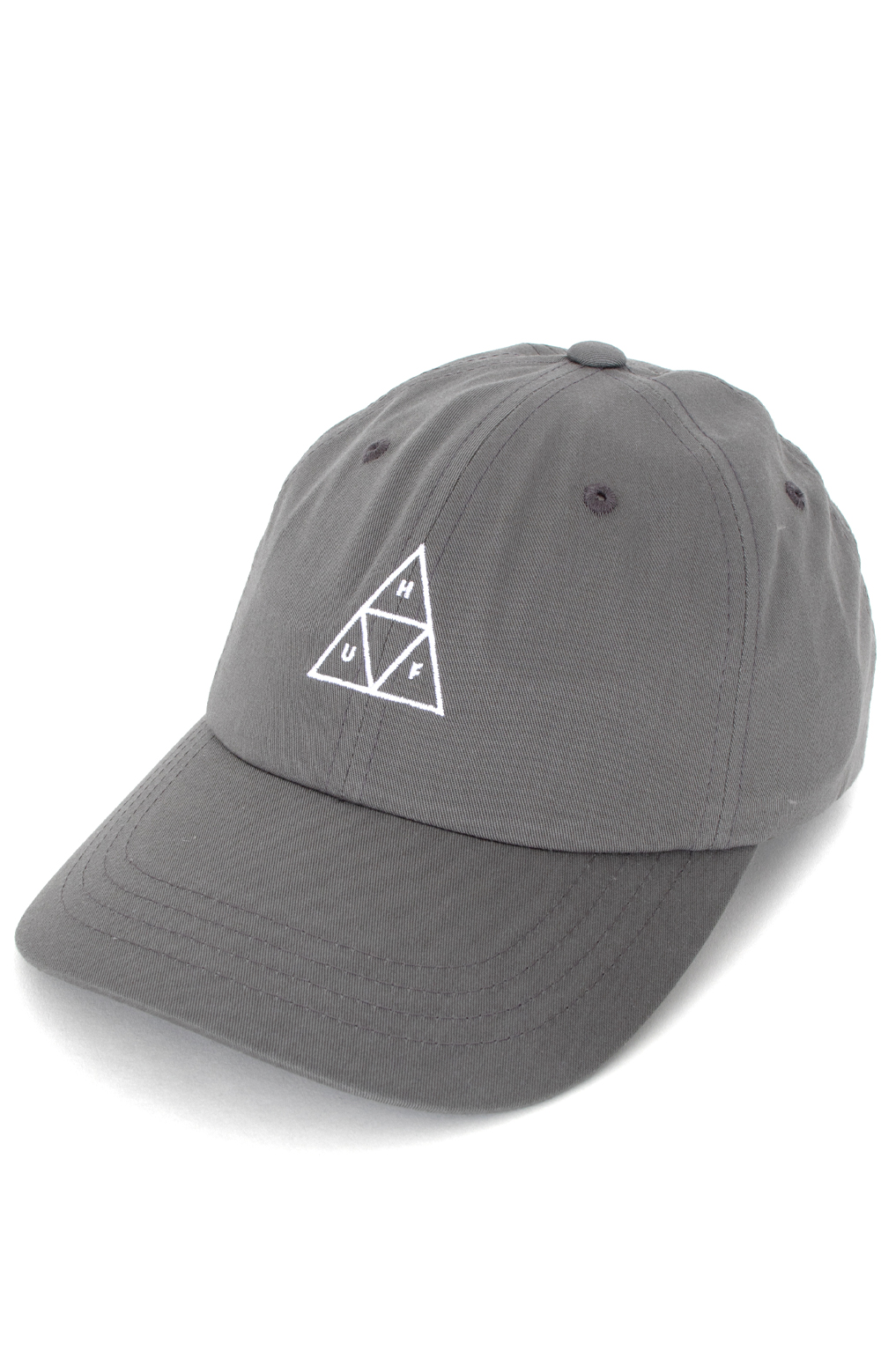 Triple Triangle Dad Hat - Charcoal