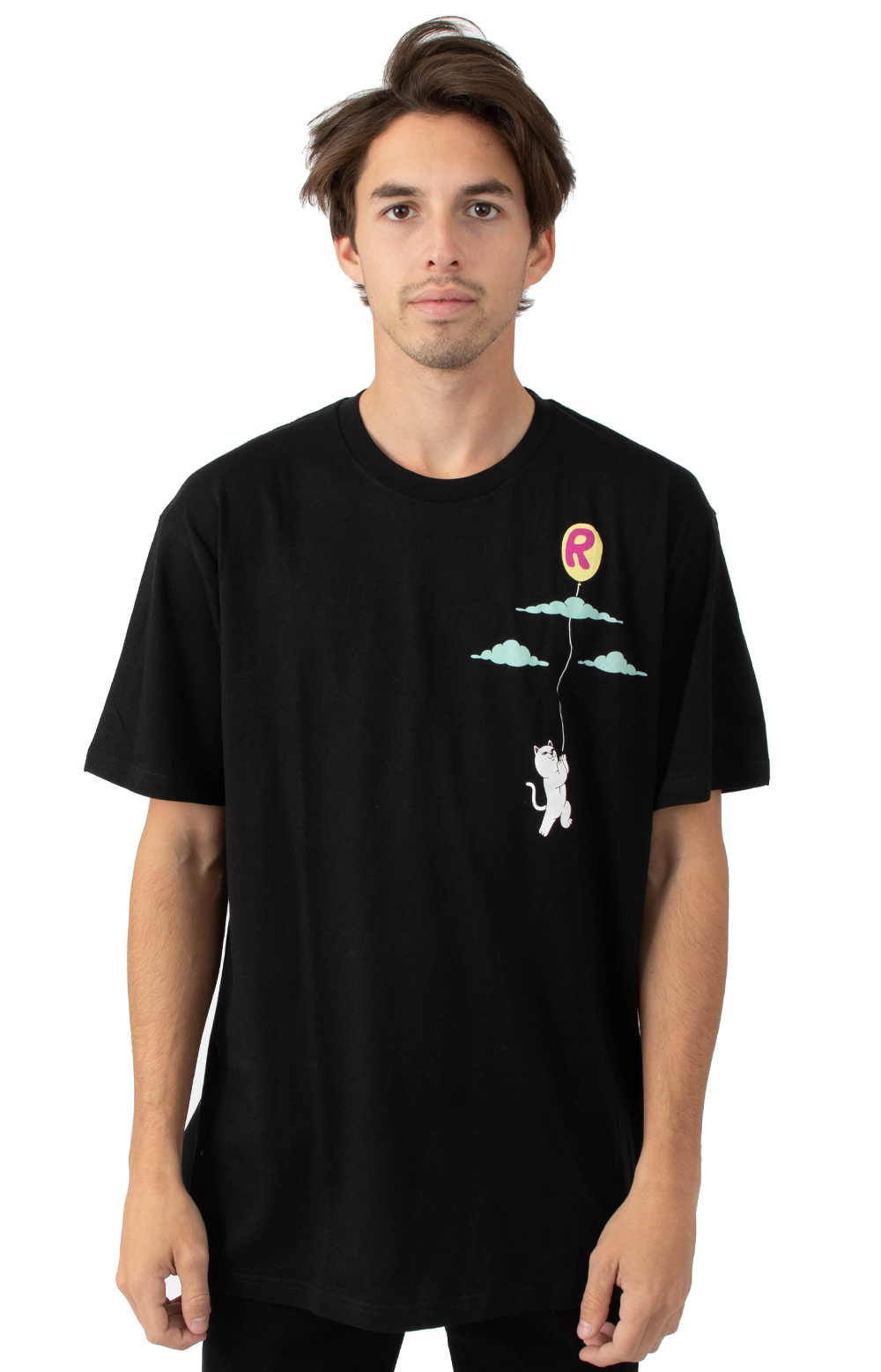 Lifted T-Shirt - Black