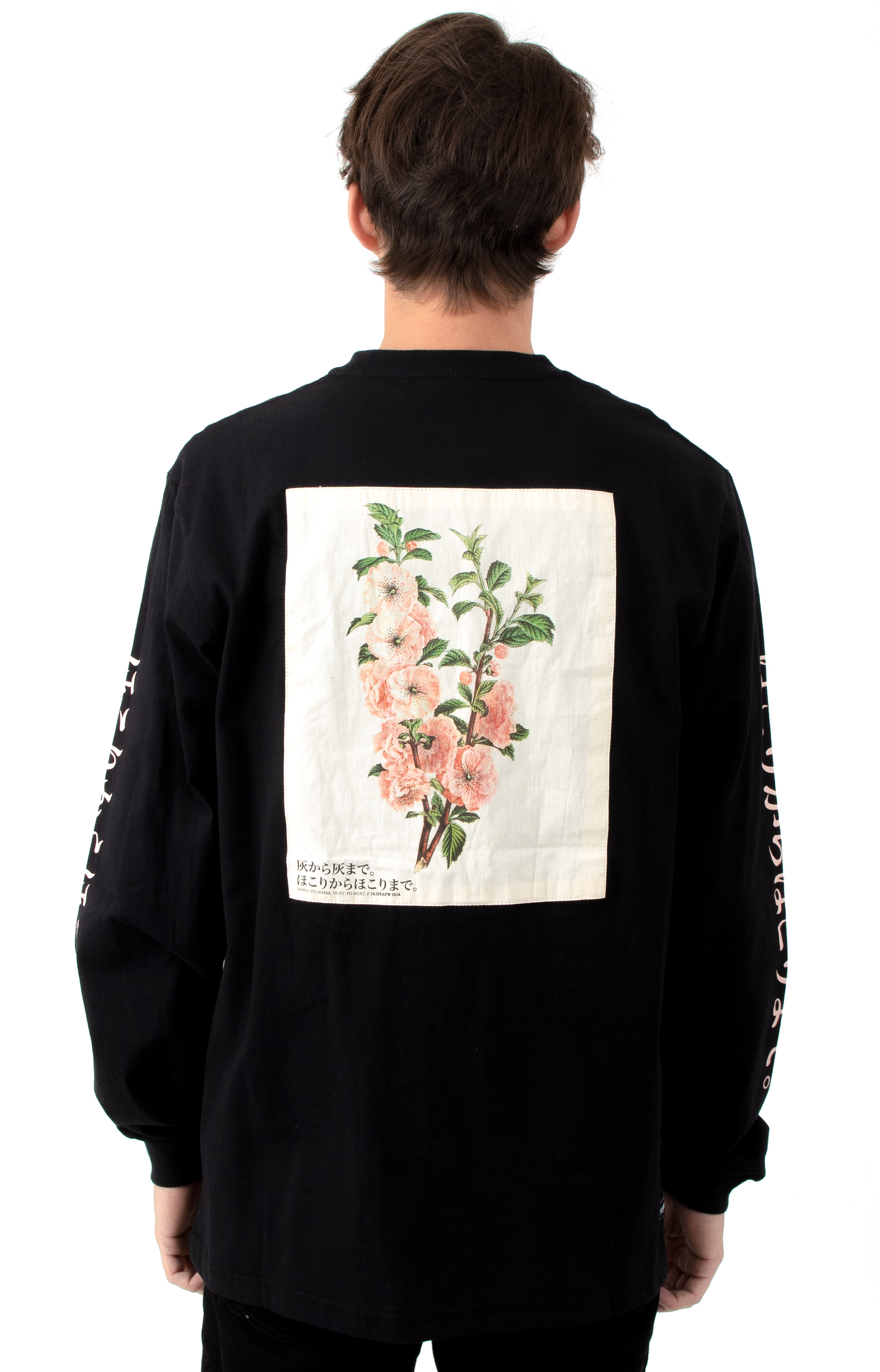 Ashes To Ashes L/S Shirt - Black