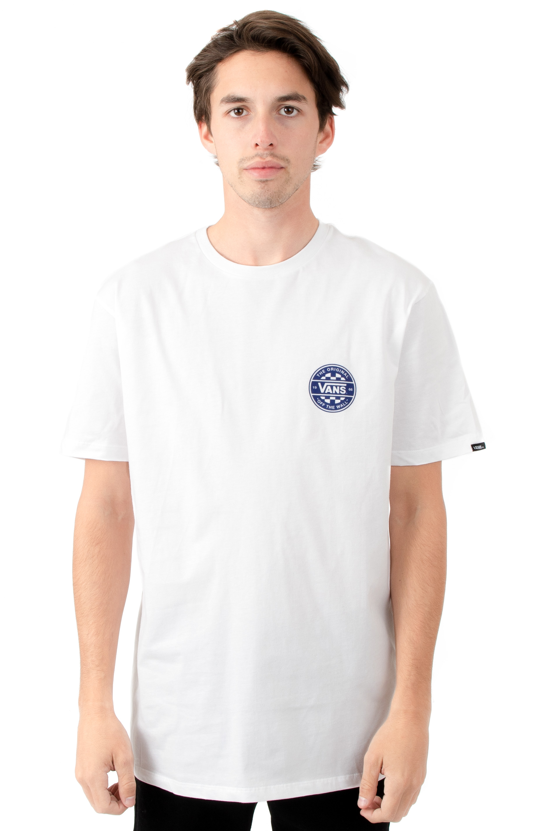 Checker Co. T-Shirt - White