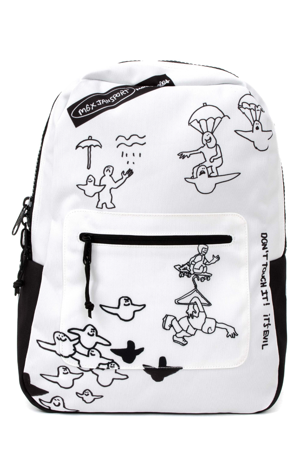 JanSport x Mark Gonzales, Flight Backpack