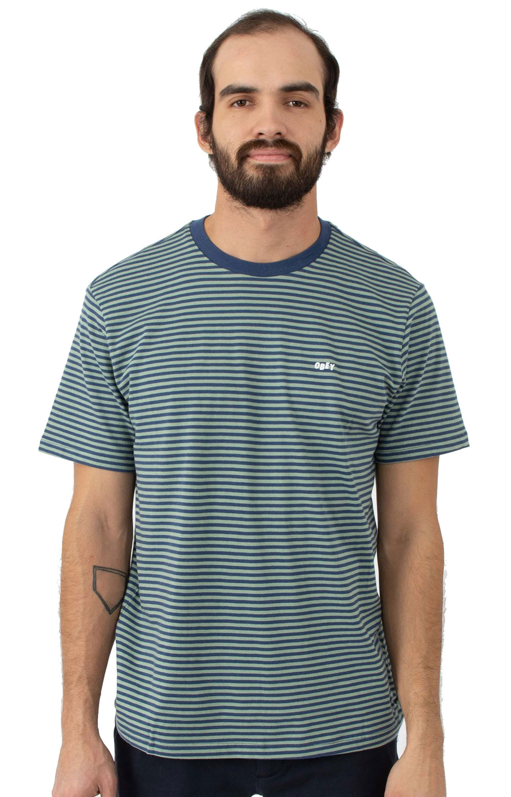Apex T-Shirt - Light Sage Multi