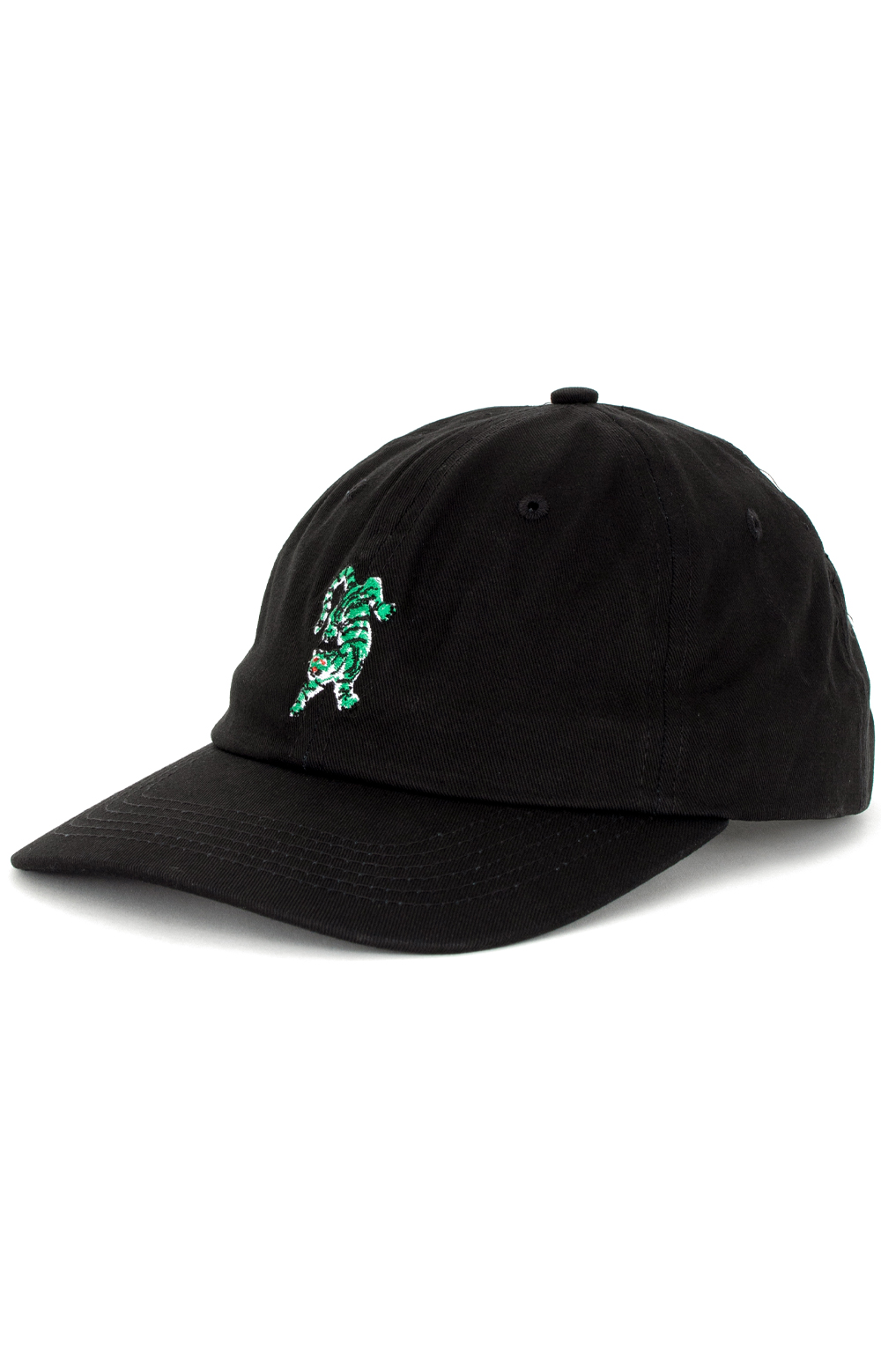 Top Of The Chain Dad Hat - Black
