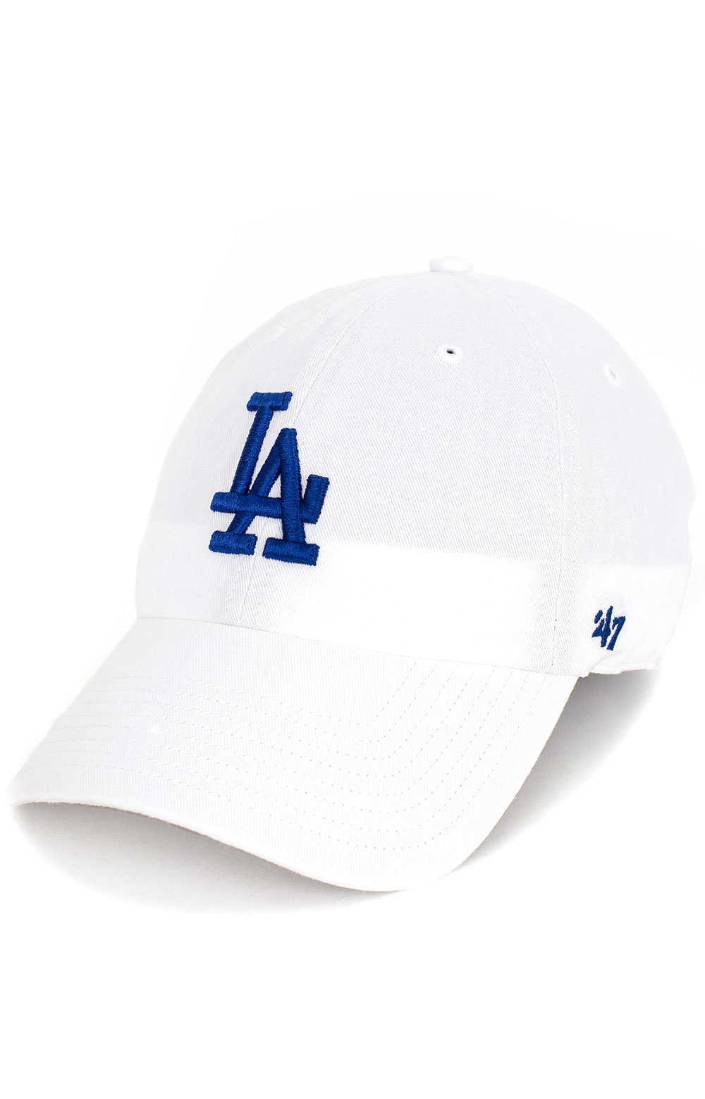 Dodgers '47 Clean Up Cap - White