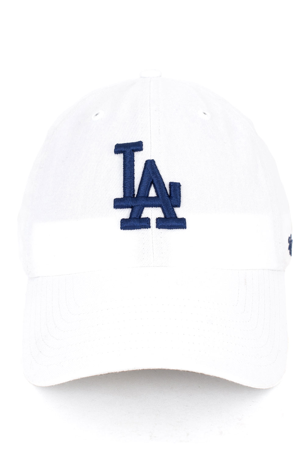 Dodgers '47 Clean Up Cap - White  2