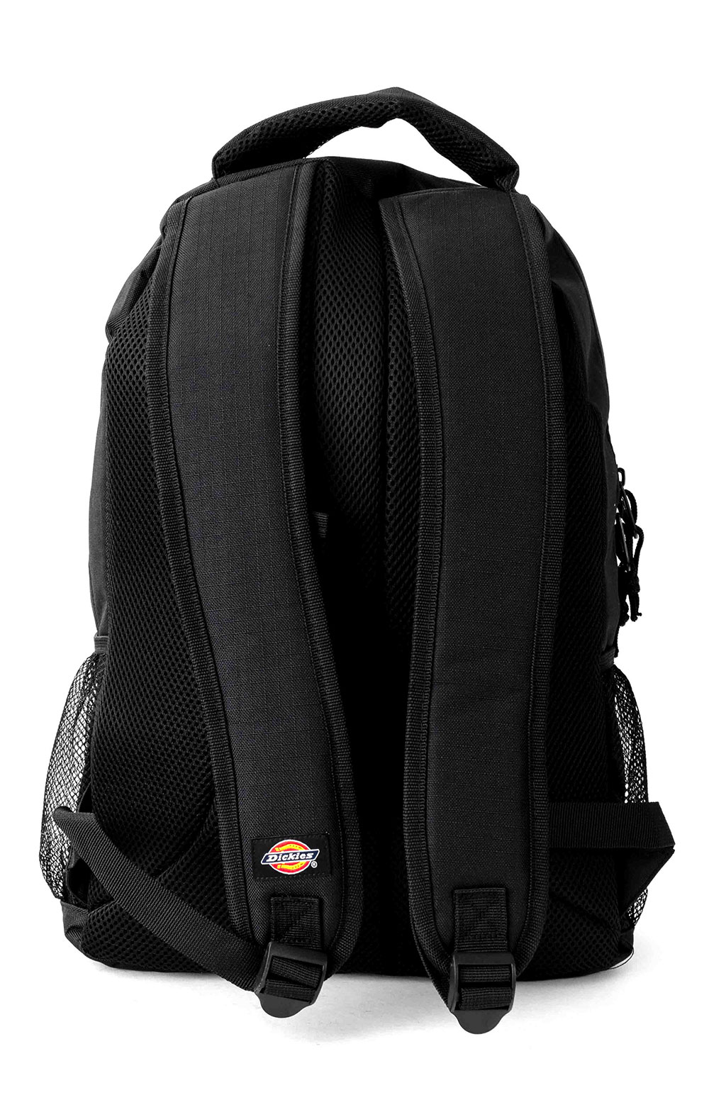Dome Logo Backpack - Black  3