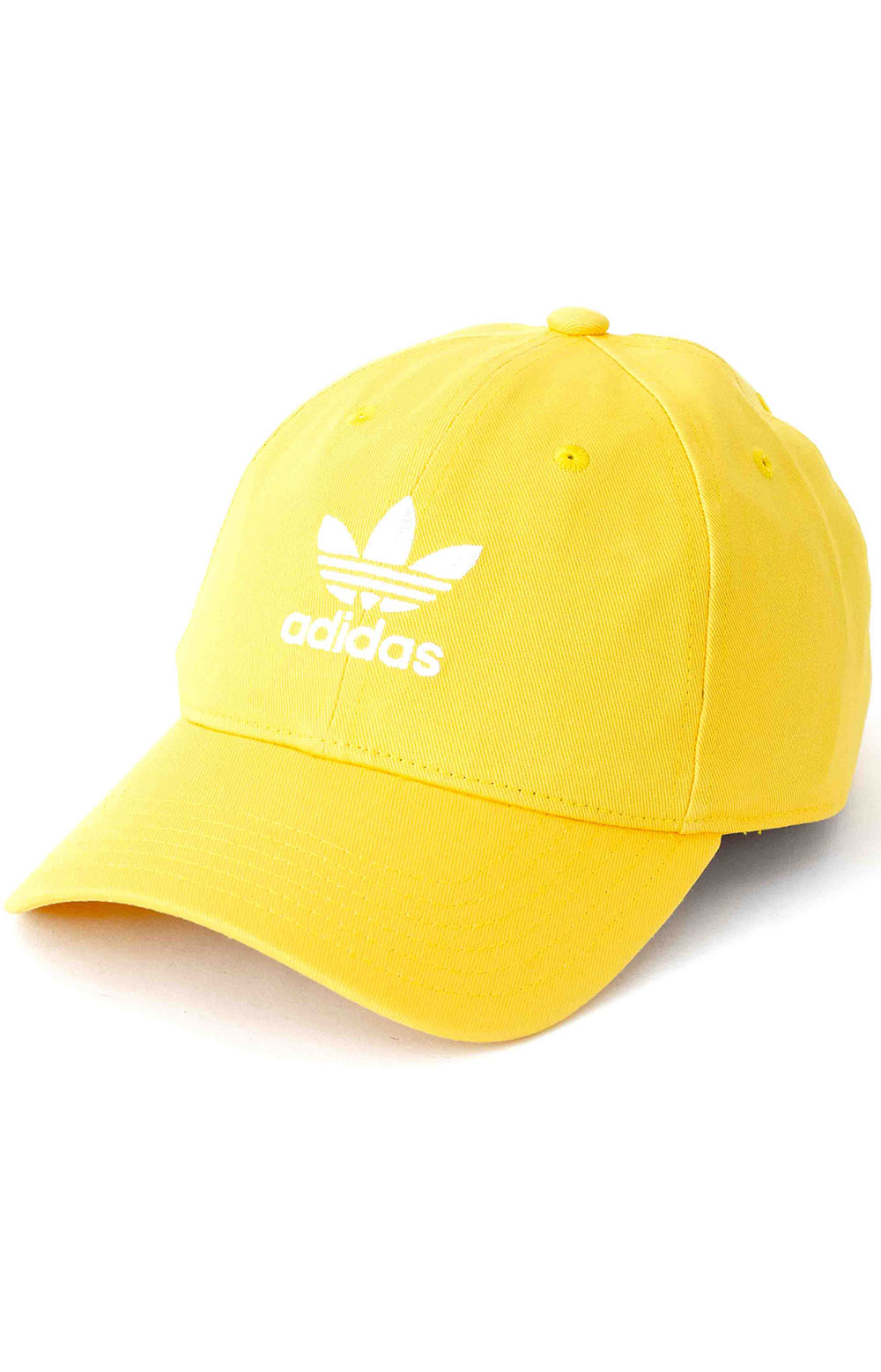 Originals Relaxed Strap-Back Hat - Yellow