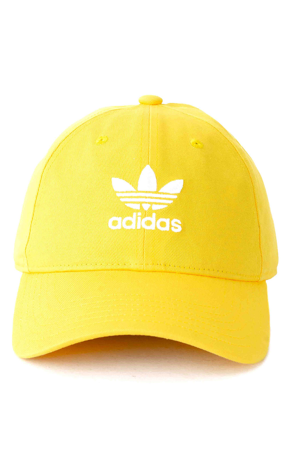 Originals Relaxed Strap-Back Hat - Yellow 2
