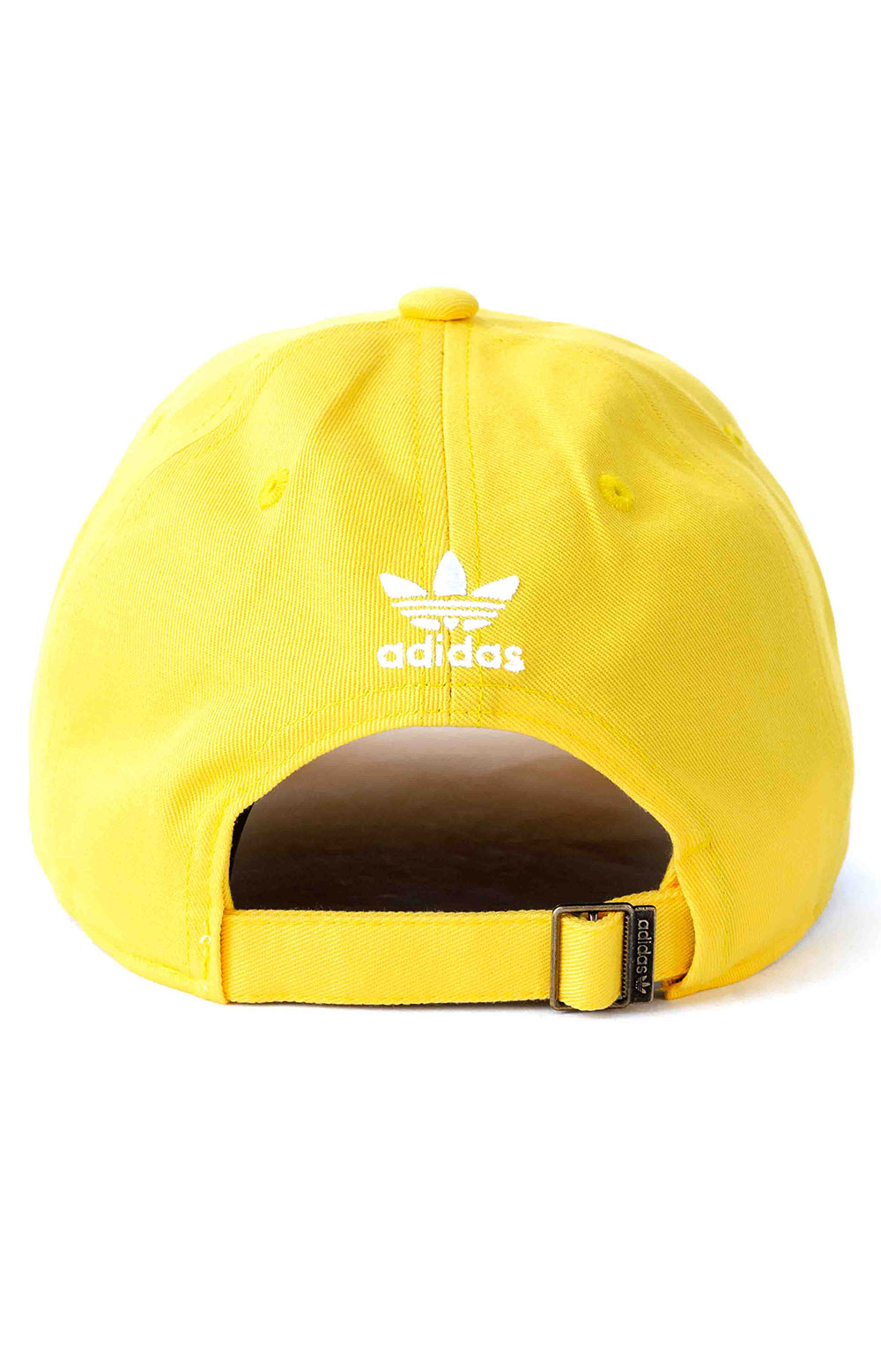 Originals Relaxed Strap-Back Hat - Yellow 3
