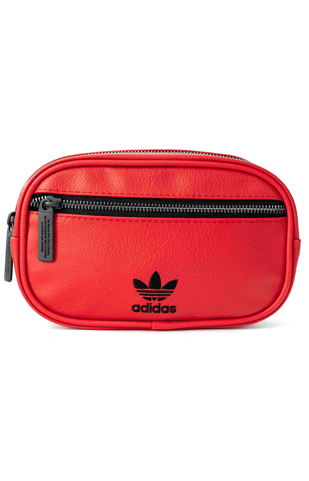 Original PU Leather Waist Pack - Scarlet