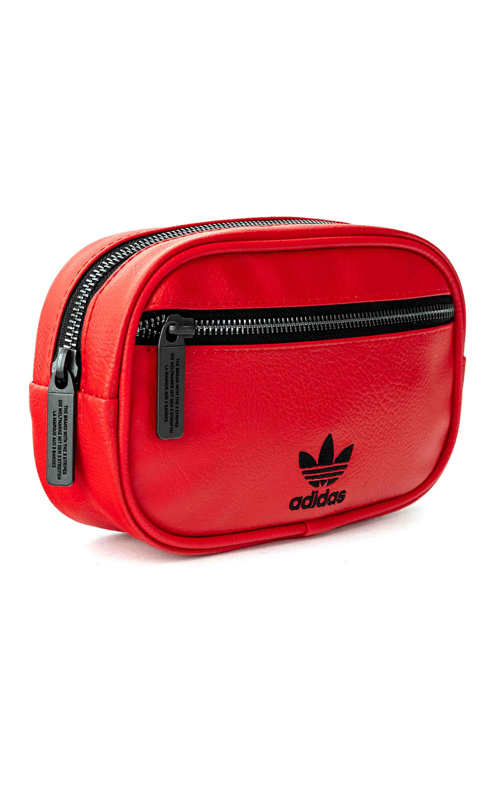 Original PU Leather Waist Pack - Scarlet 2