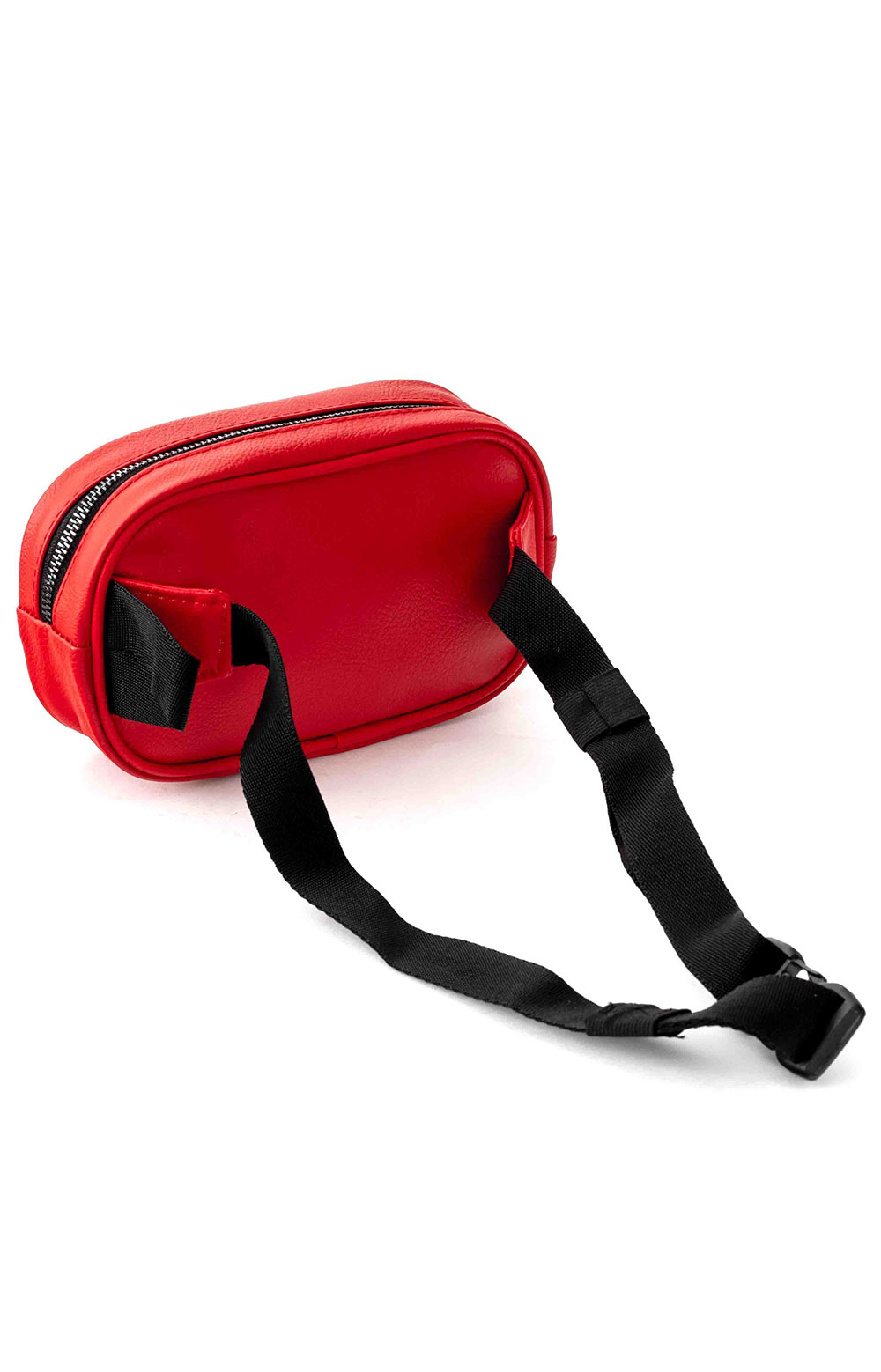 Original PU Leather Waist Pack - Scarlet 3