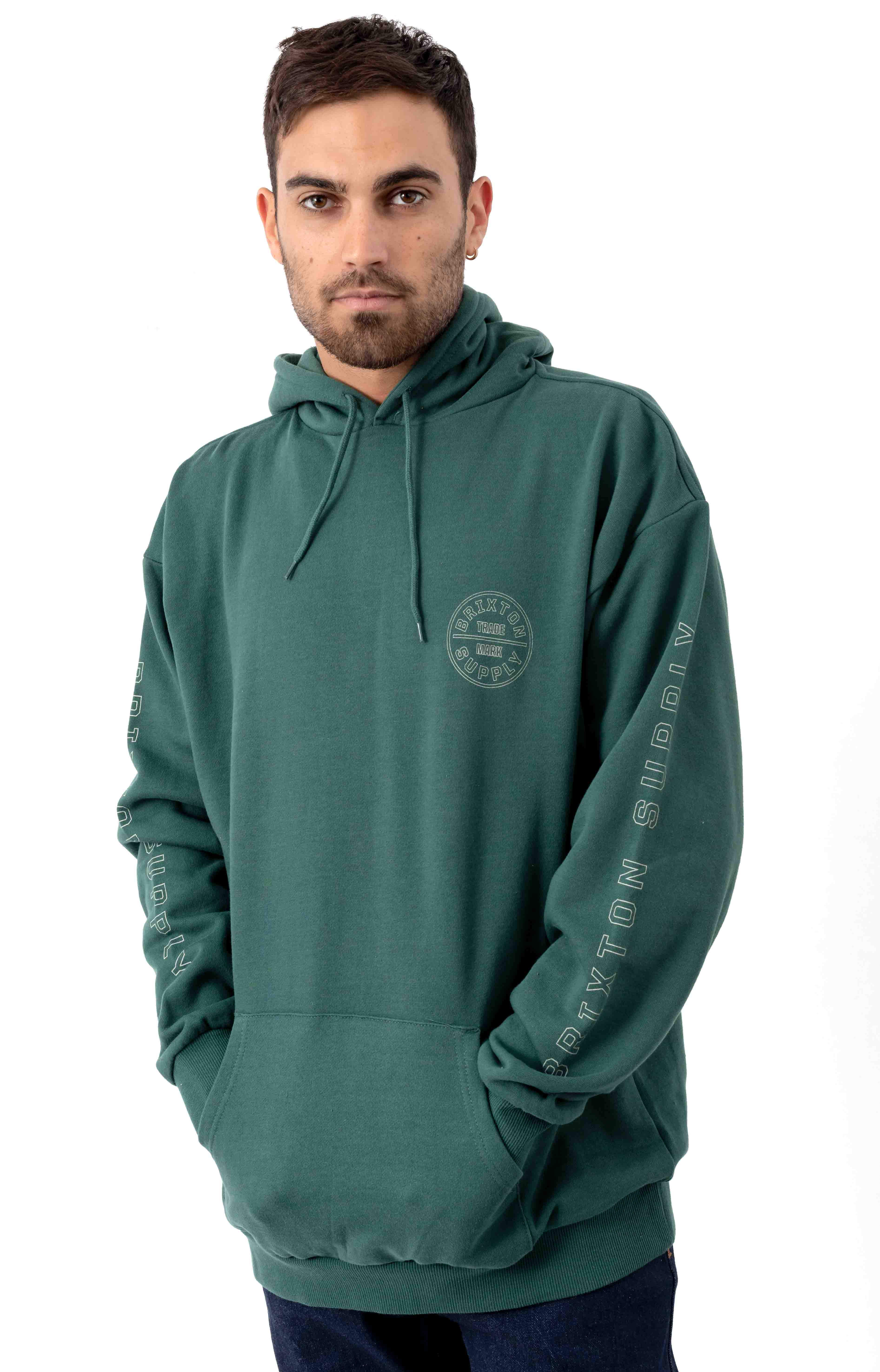 Oath IV Pullover Hoodie - Emerald