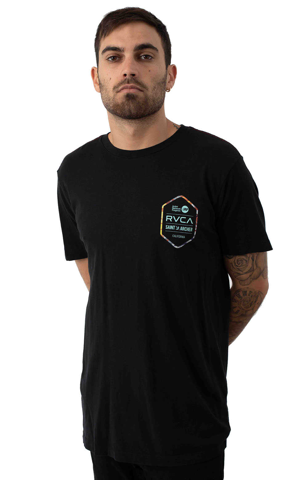 Saint Archer T-Shirt - Black