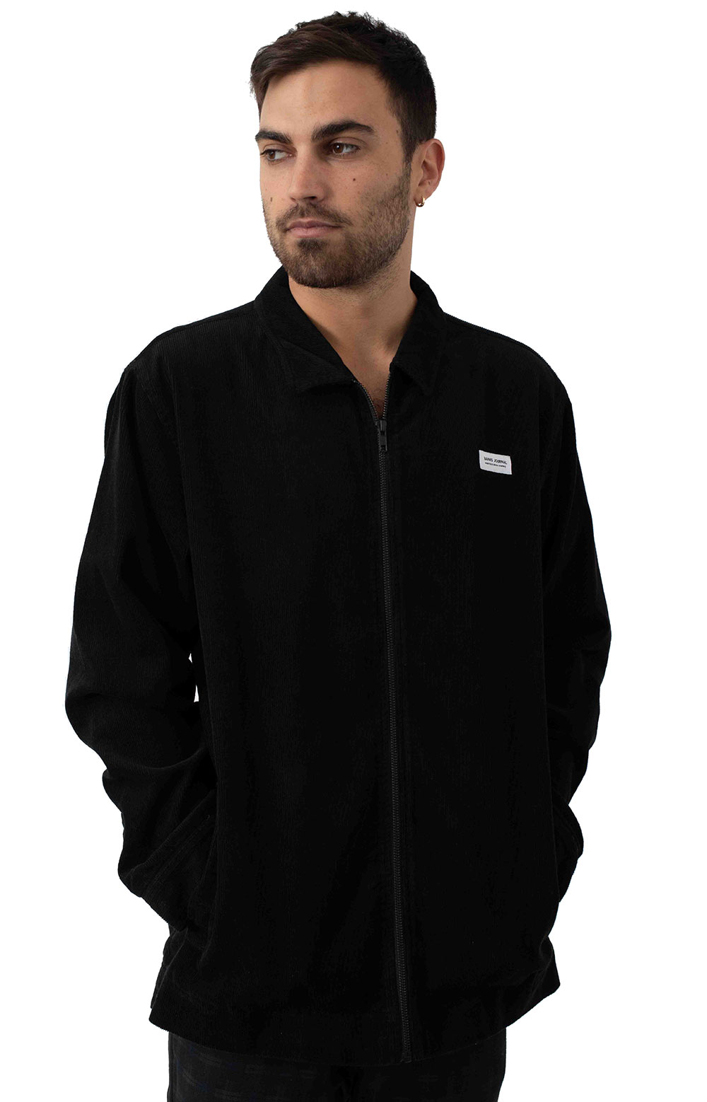 Mosely Jacket - Dirty Black 2