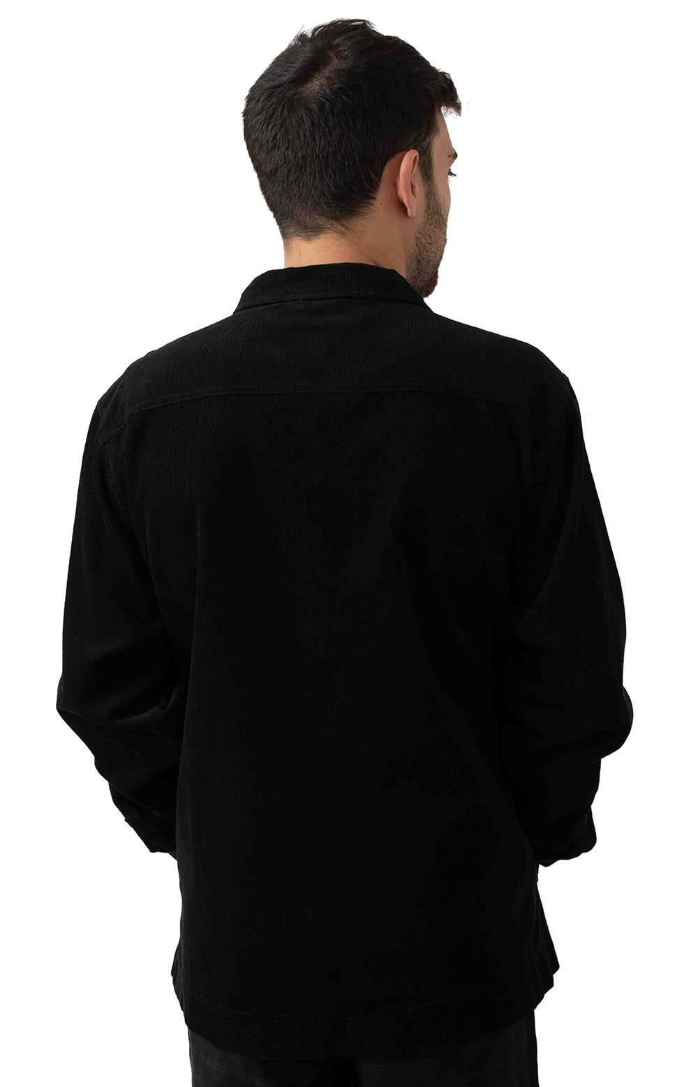 Mosely Jacket - Dirty Black 3