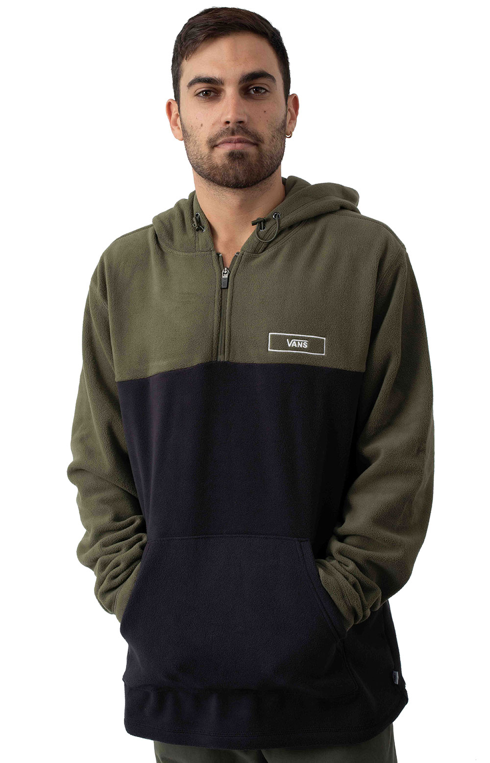 Osburn Pullover Hoodie - Grape Leaf