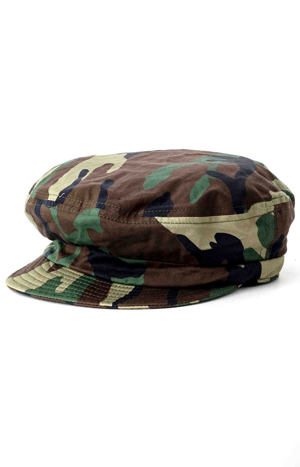 Fiddler Unstructured Cap - Woodland Camo