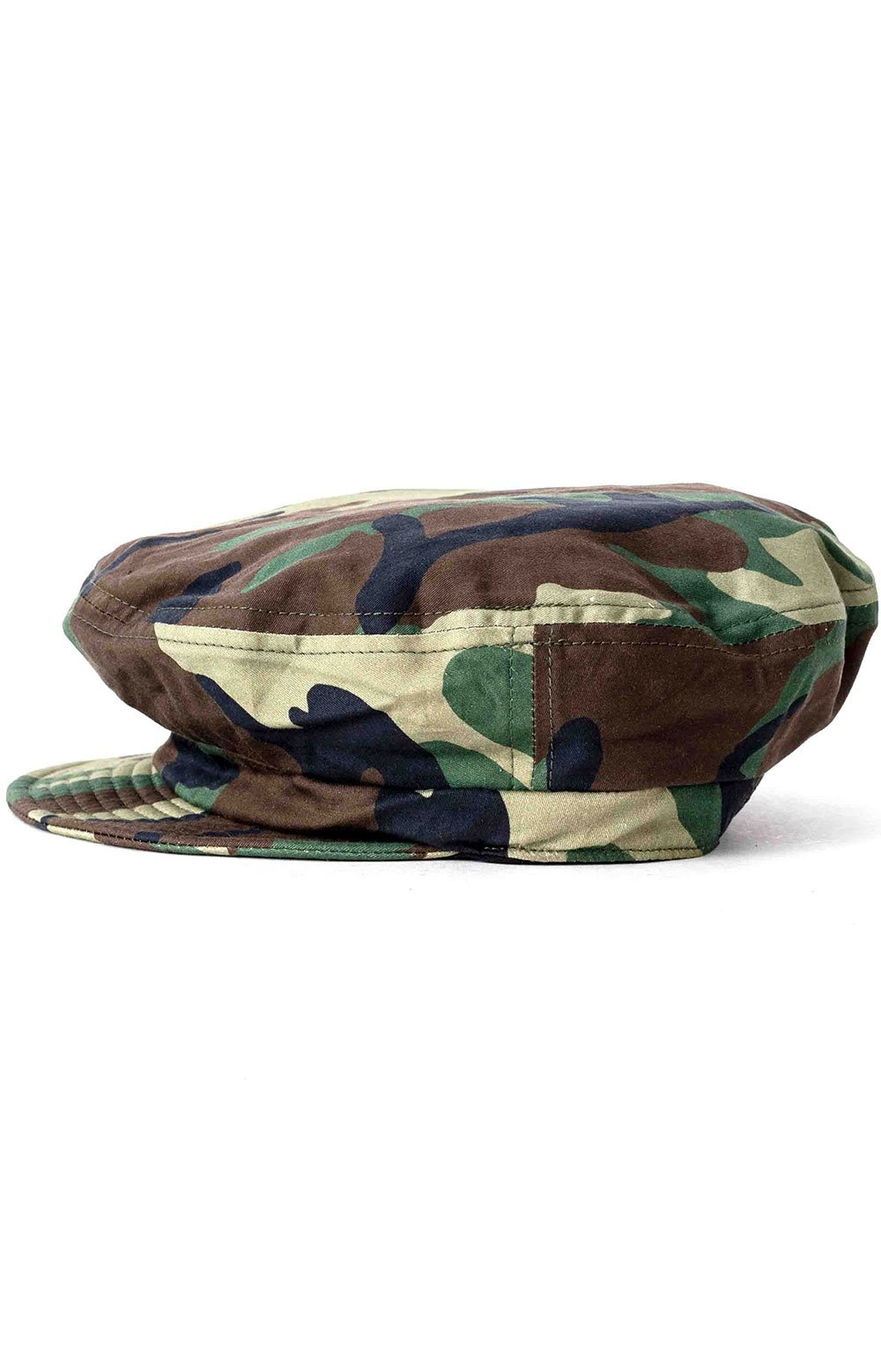 Fiddler Unstructured Cap - Woodland Camo 2