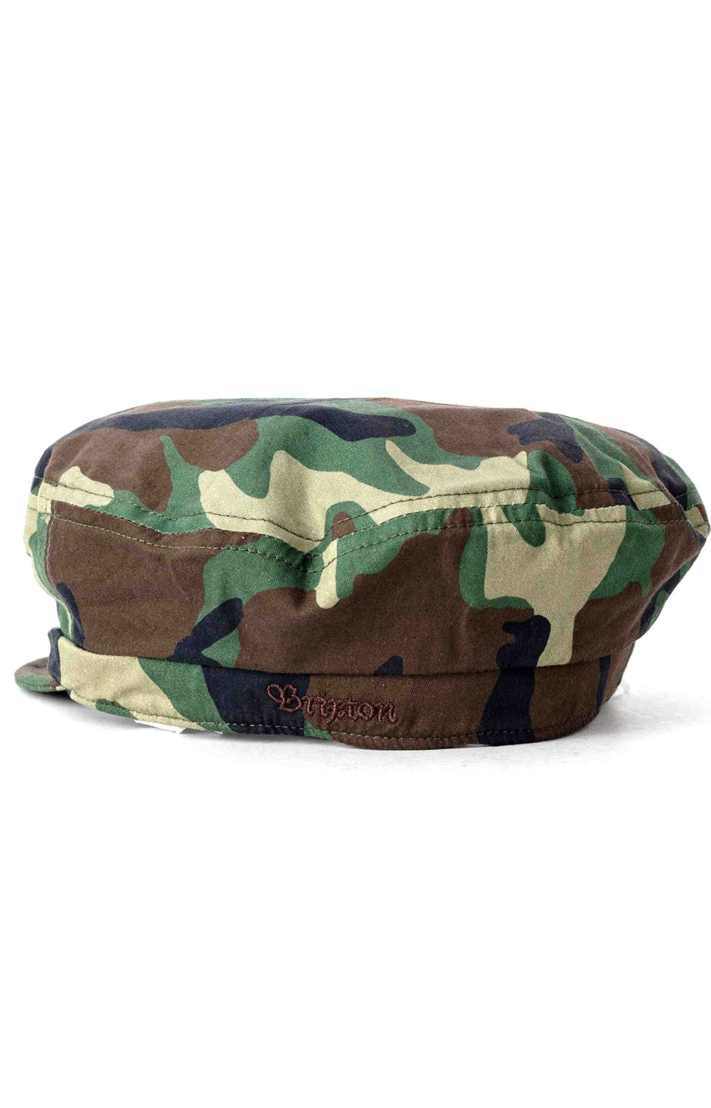Fiddler Unstructured Cap - Woodland Camo 3
