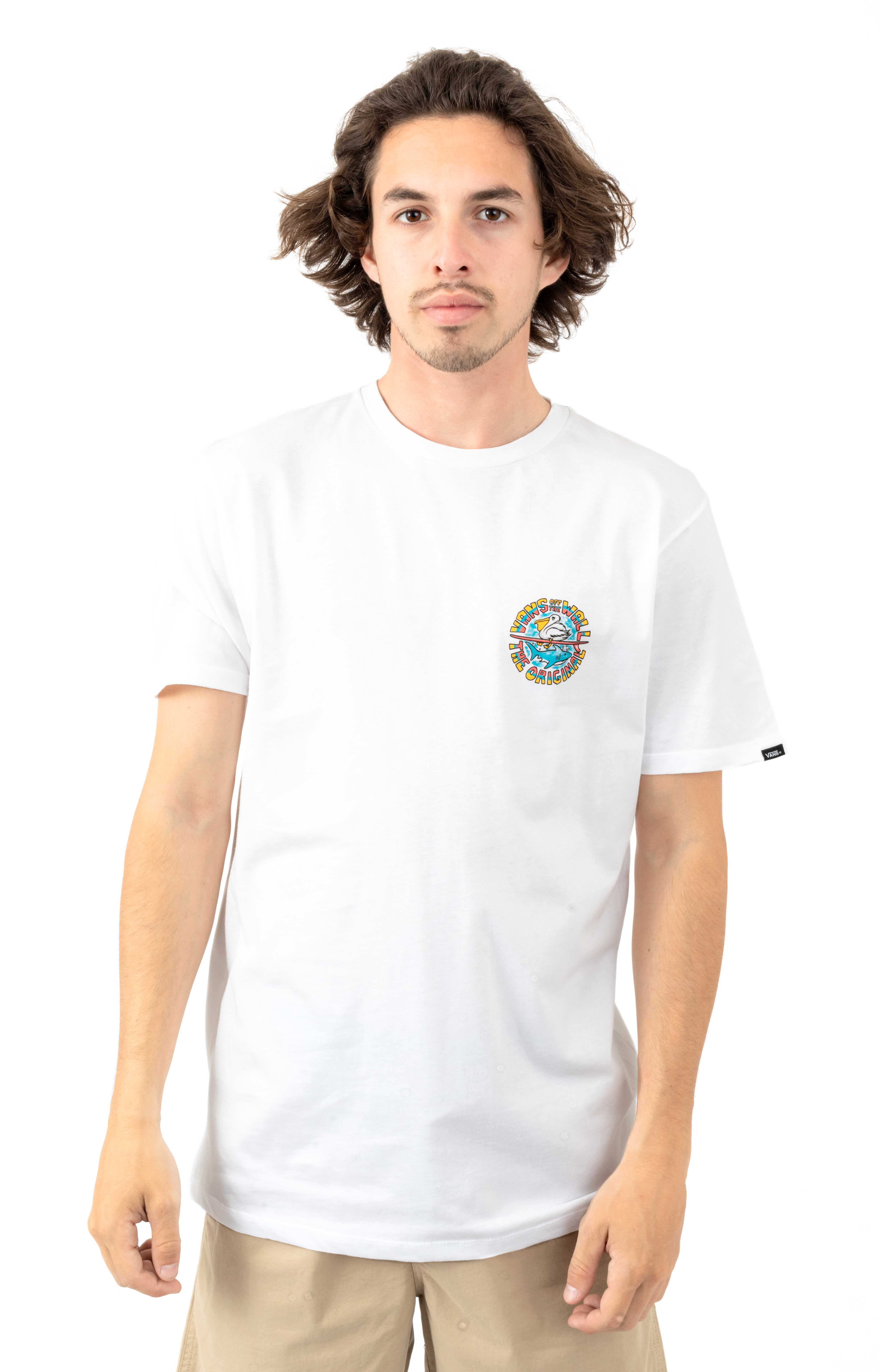 Beach Leech T-Shirt - White