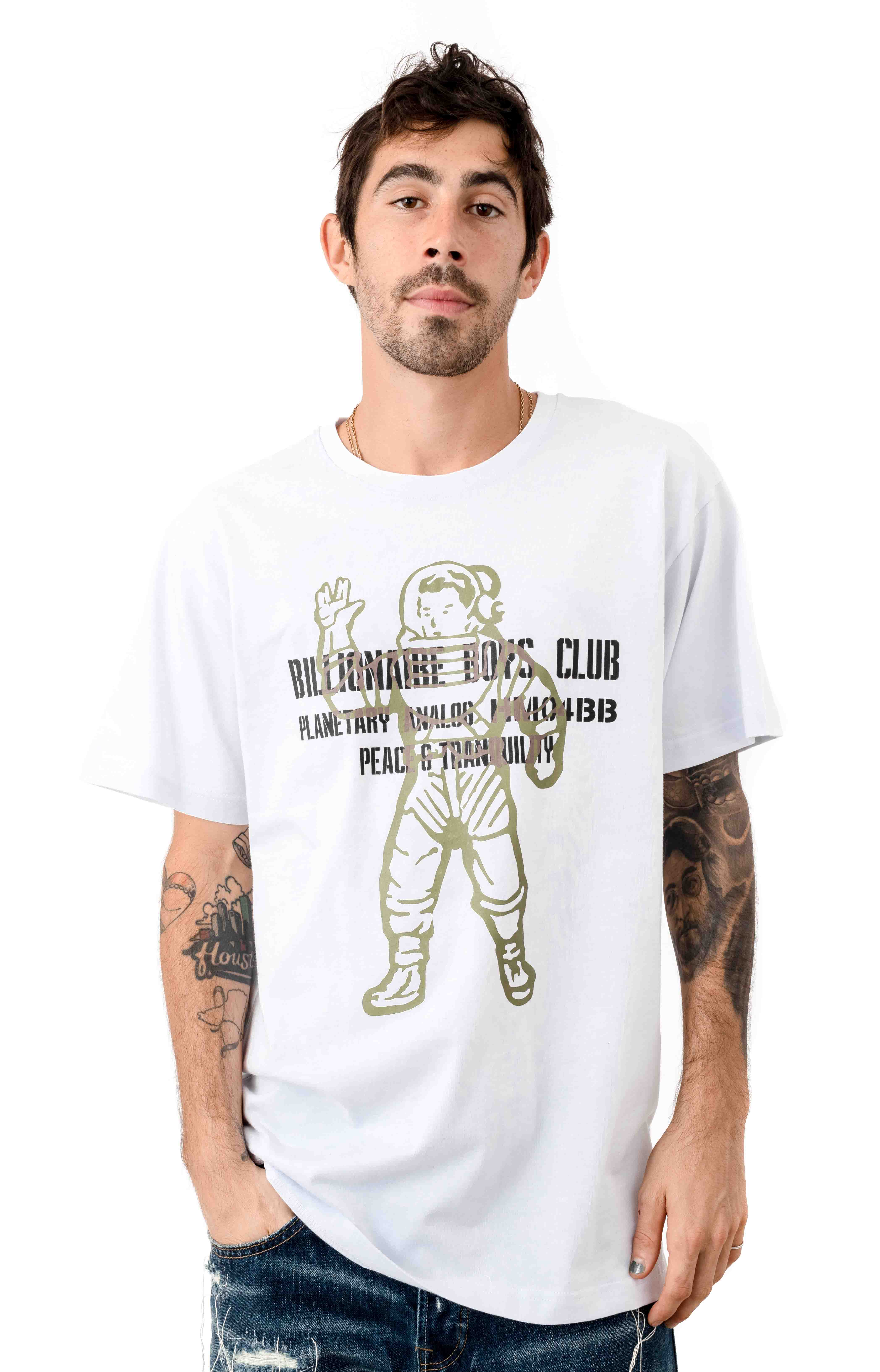 Visitor T-Shirt - White