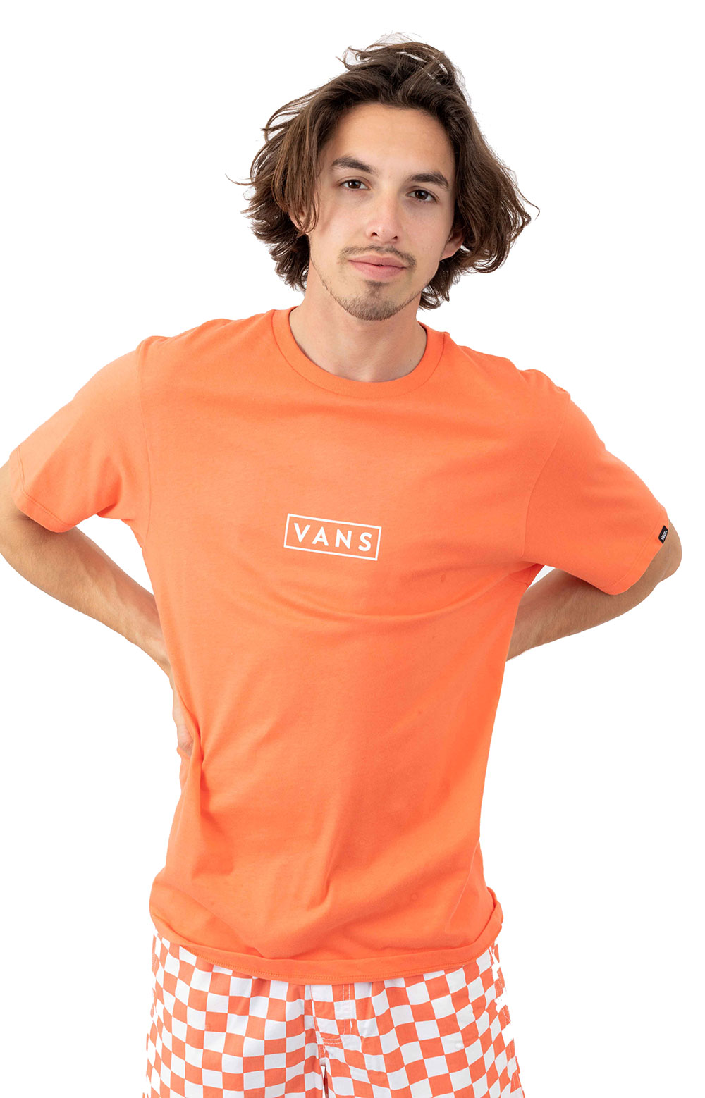 Vans Easy Box T-Shirt - Emberglow