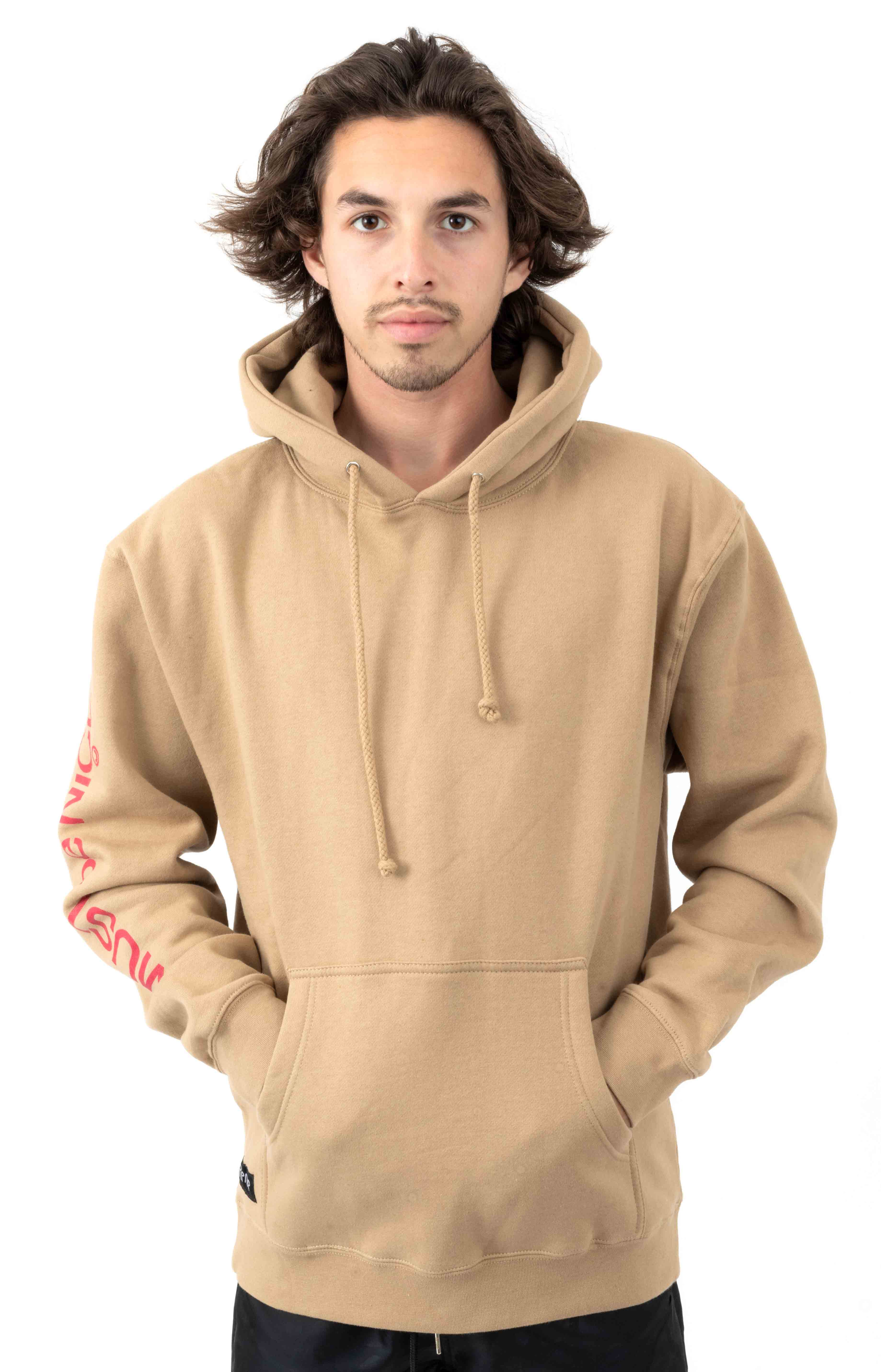 Fouquet Madonna Pullover Hoodie - Tan 2