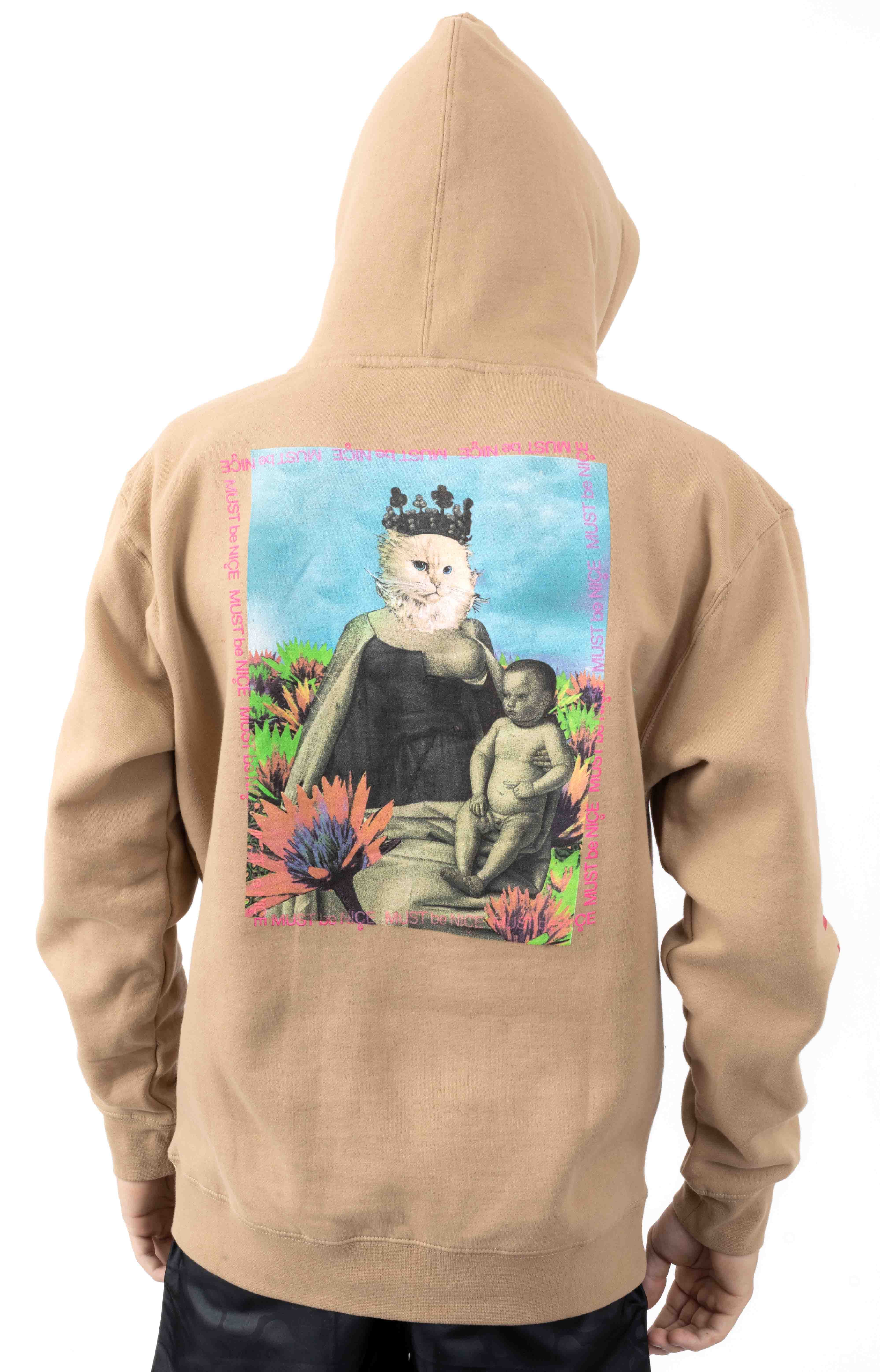 Fouquet Madonna Pullover Hoodie - Tan