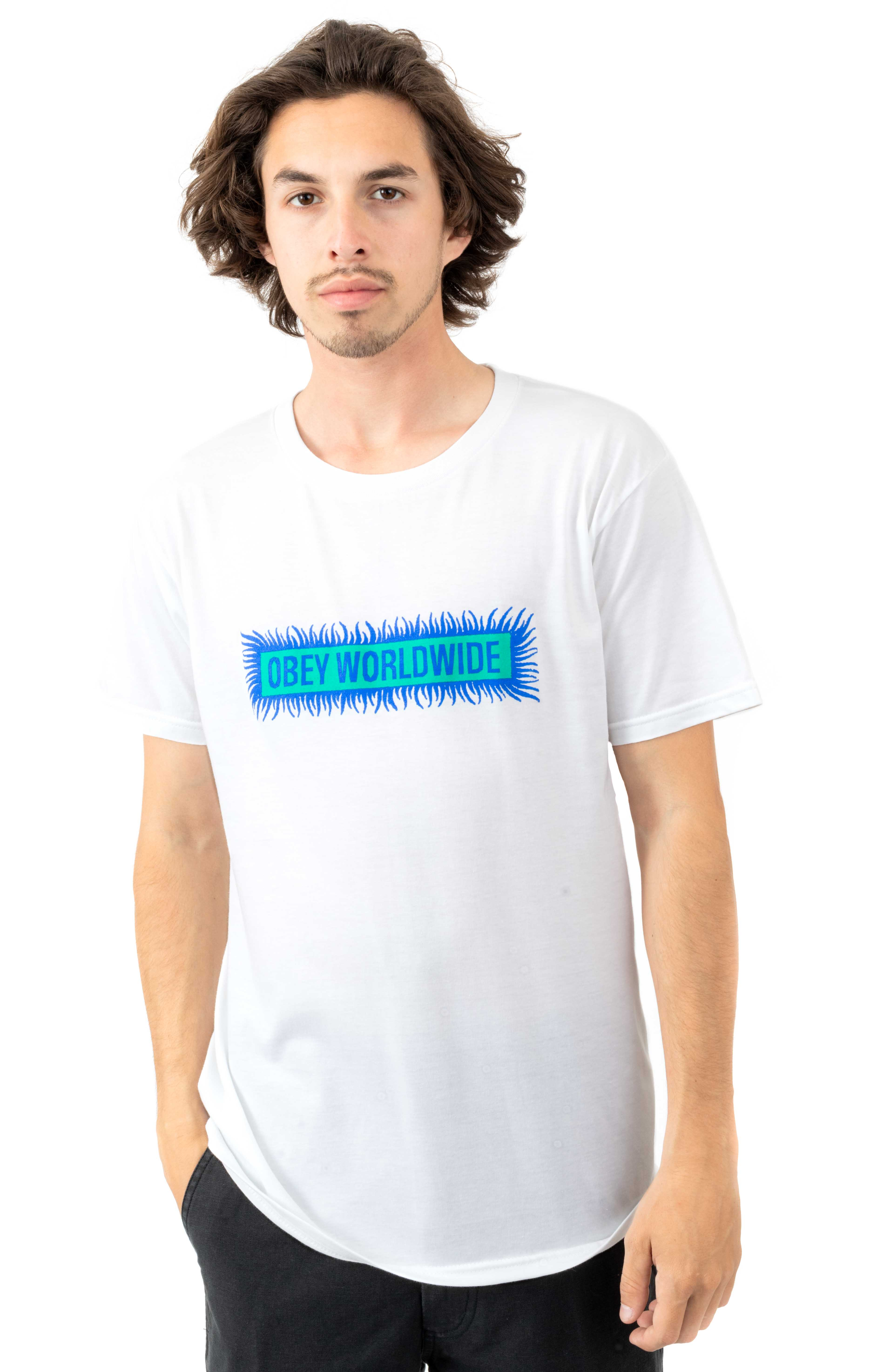 Worldwide Obey T-Shirt - White