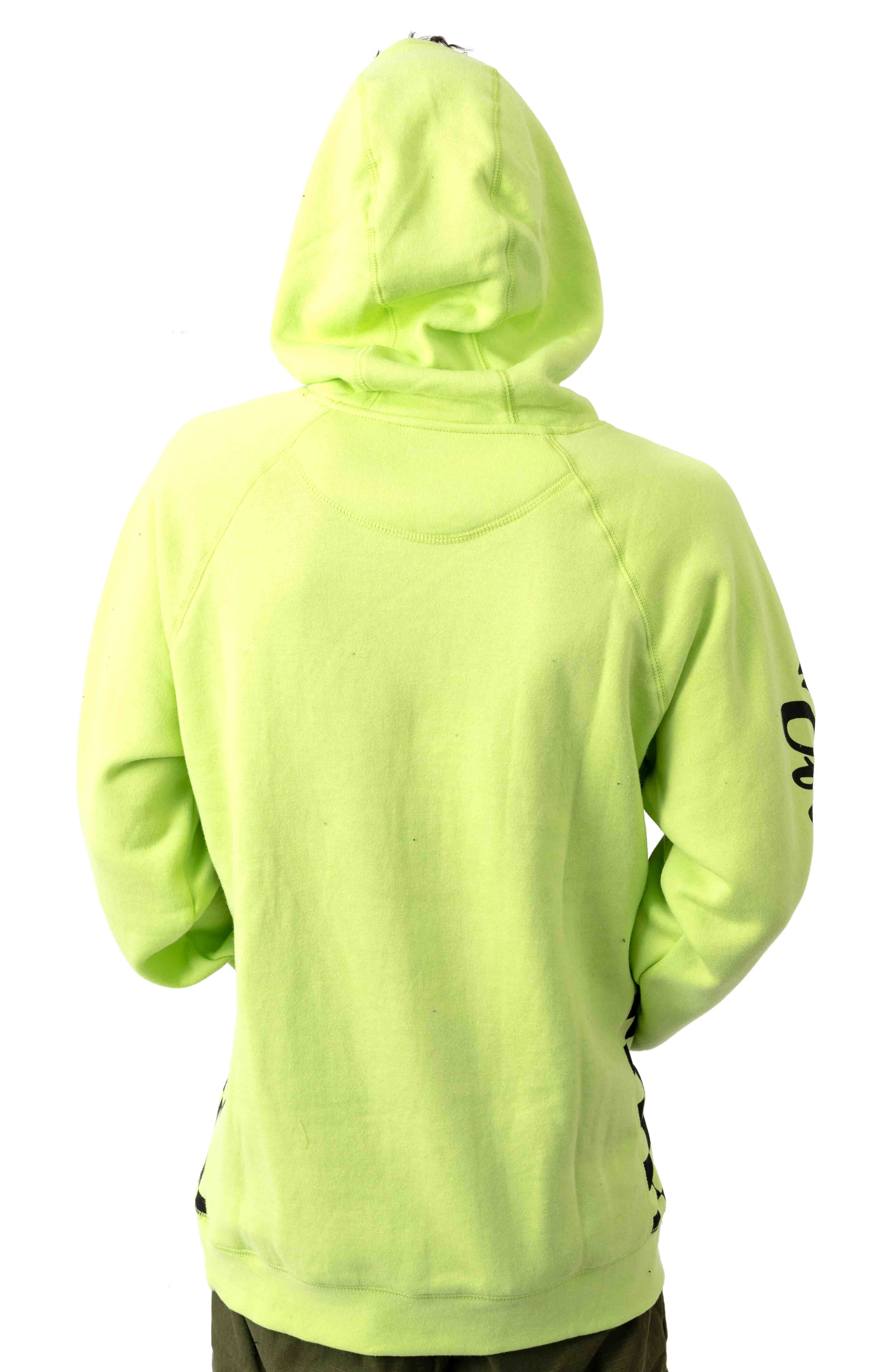 BMX Off The Wall Pullover Hoodie - Sharp Green 3