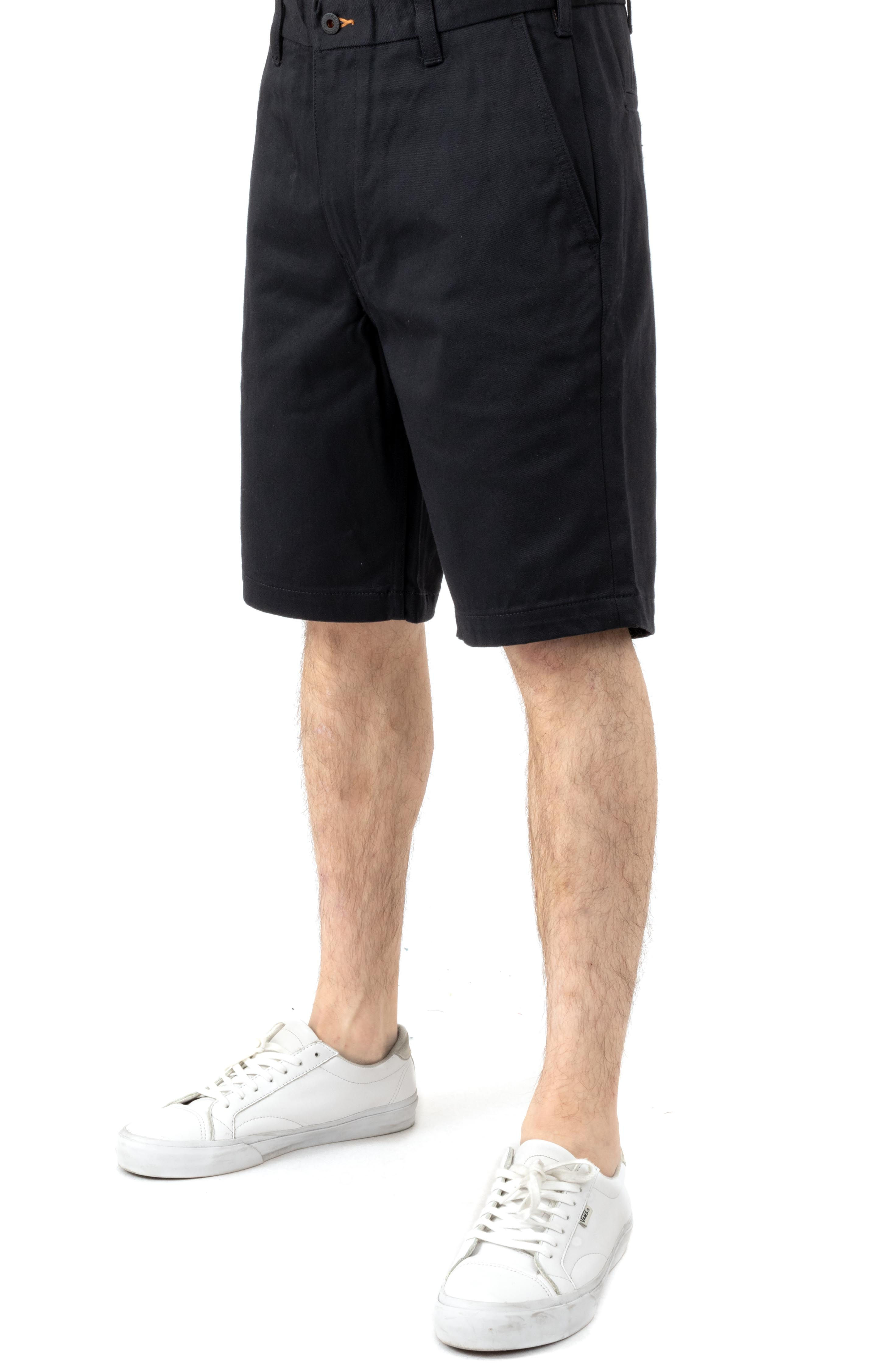 Skate Work Short - Black