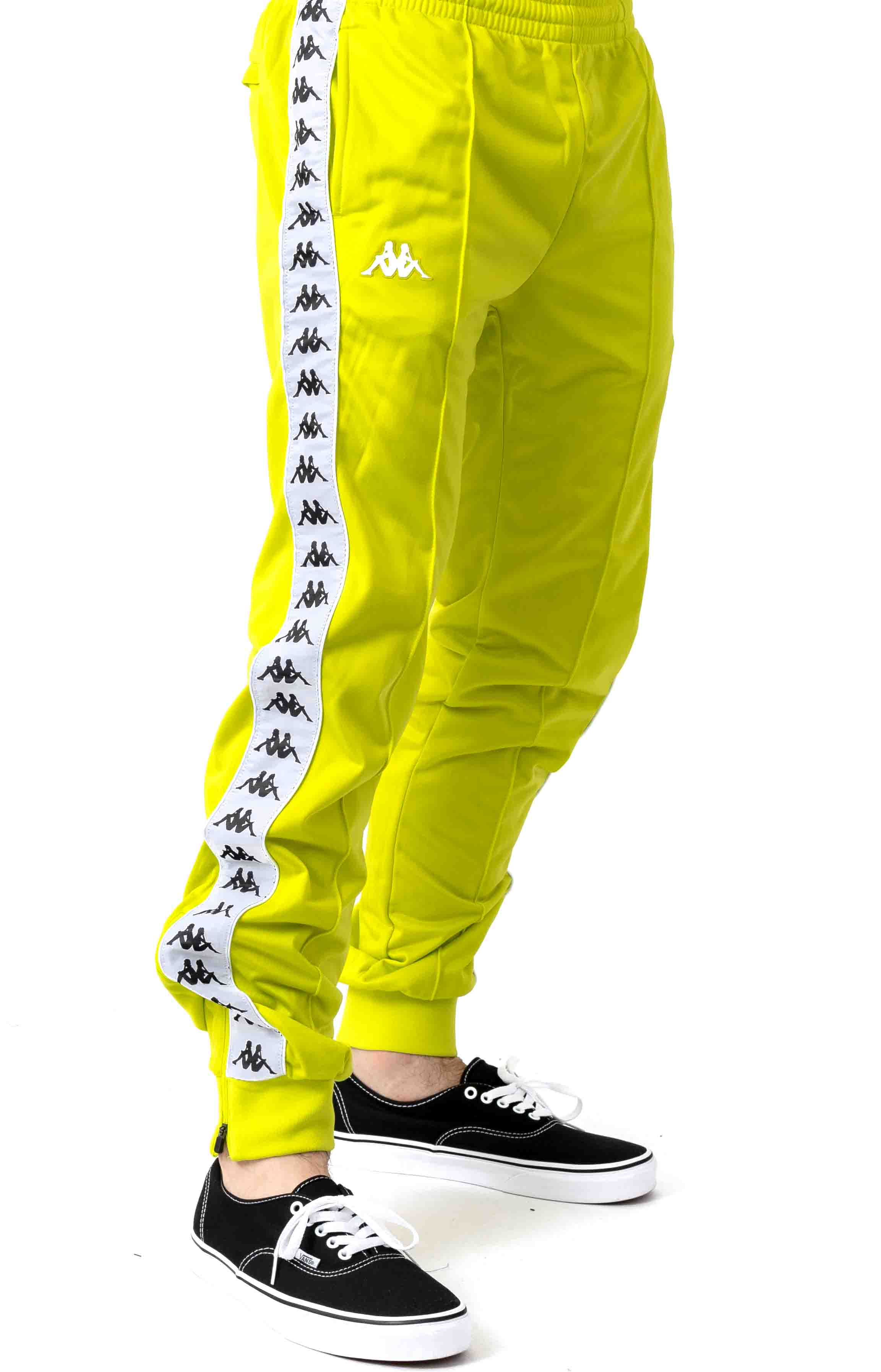 222 Banda Rastoriazz Trackpant - Green Lime