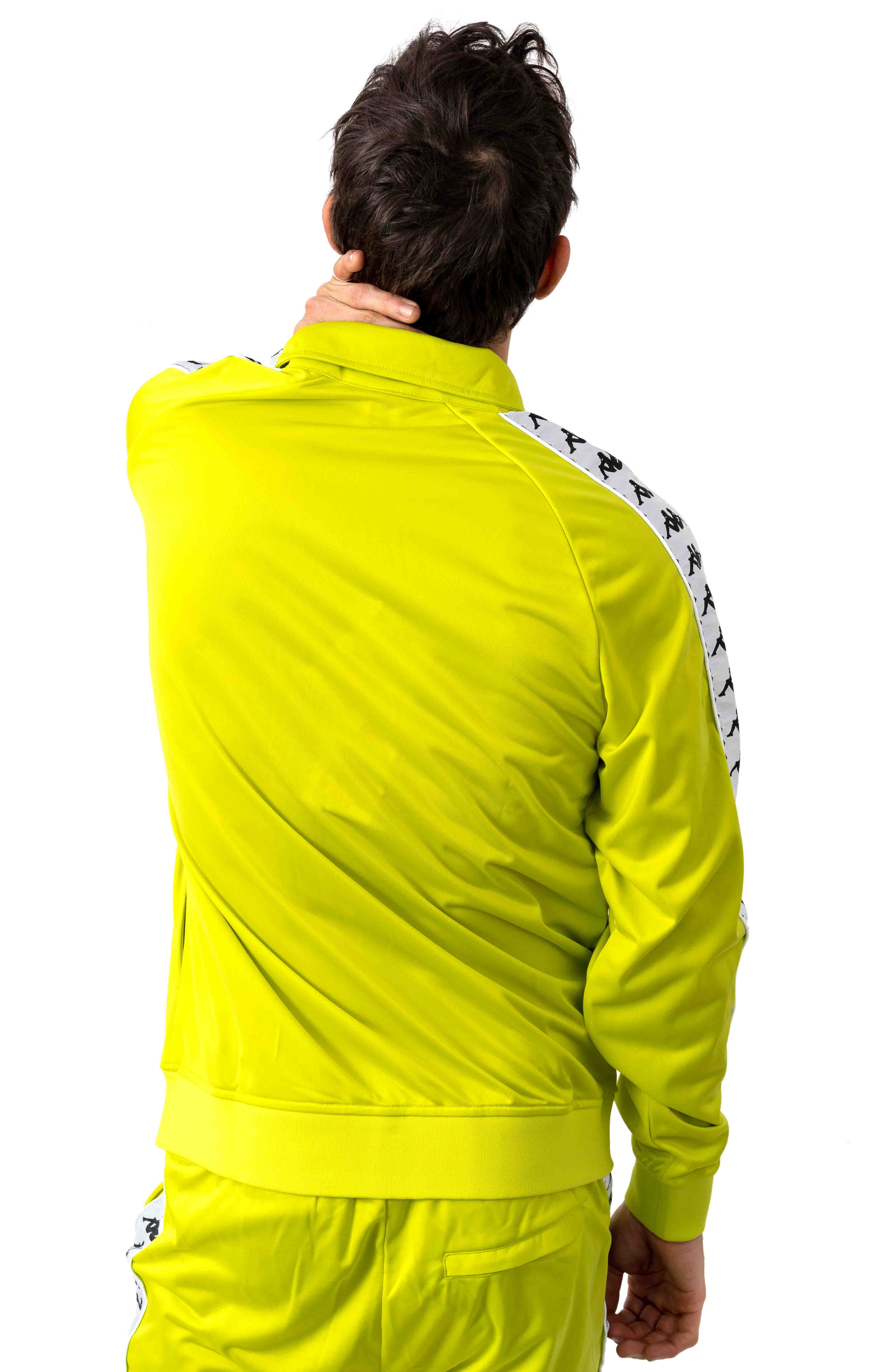 222 Banda Anniston Jacket - Green Lime 3