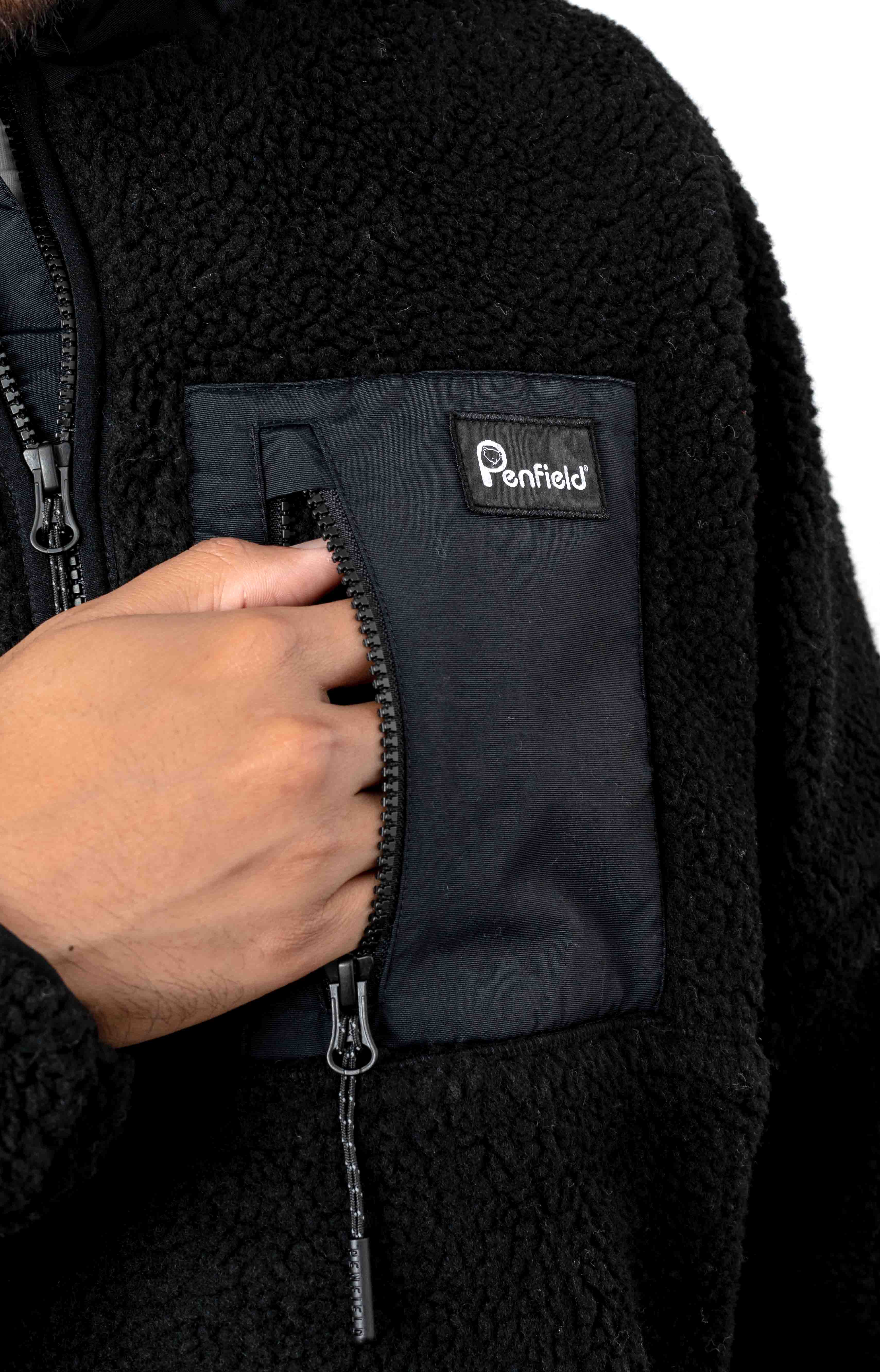 Medford Fleece - Black 4