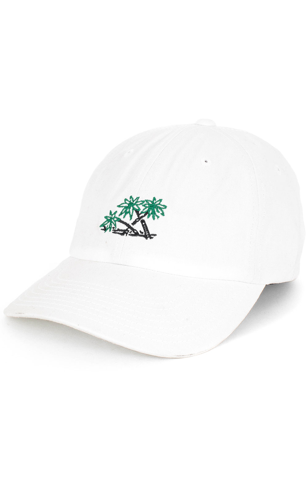 Patch It Dad Hat - White