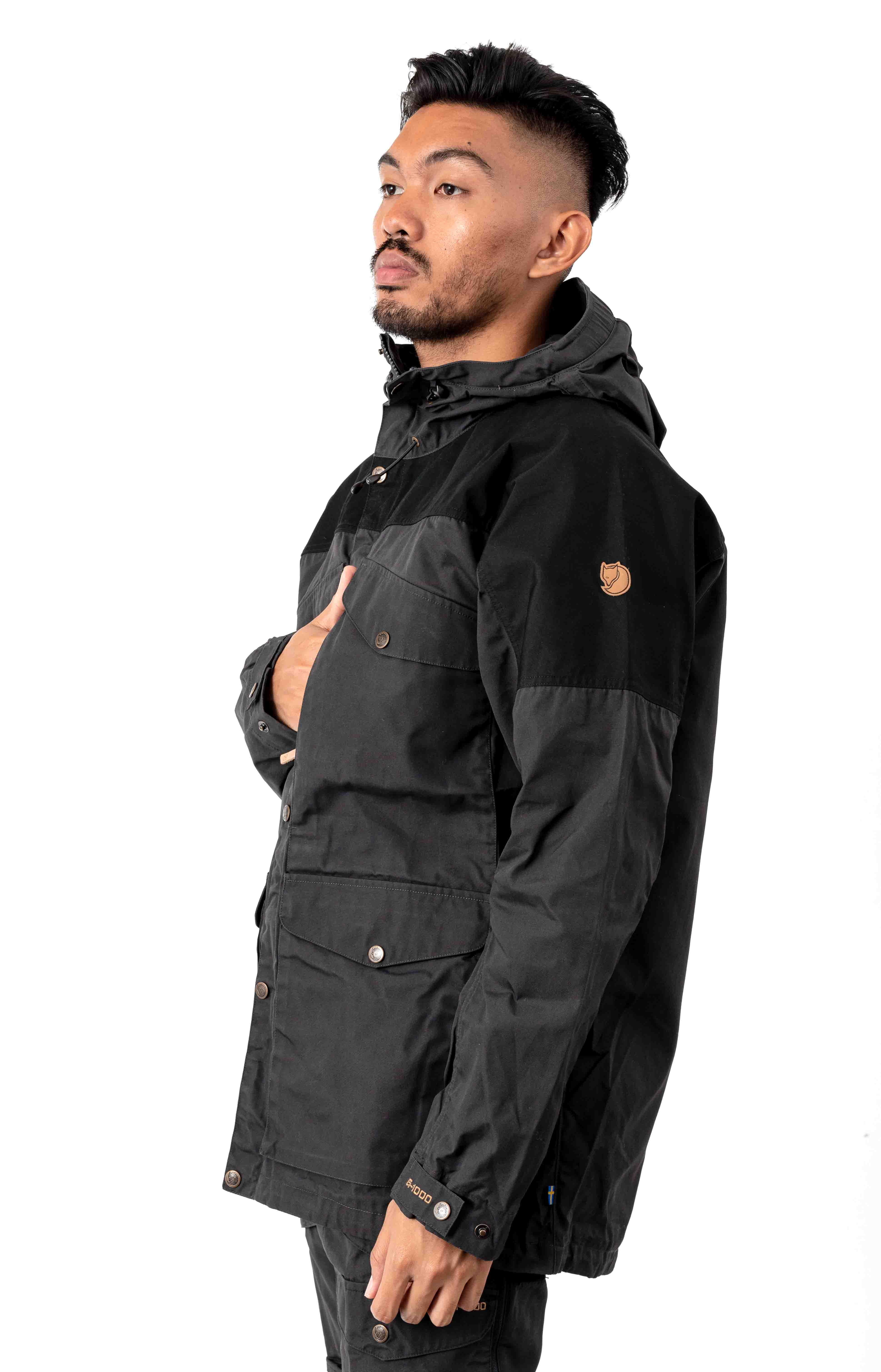 Vidda Pro Jacket - Dark Grey/Black 2