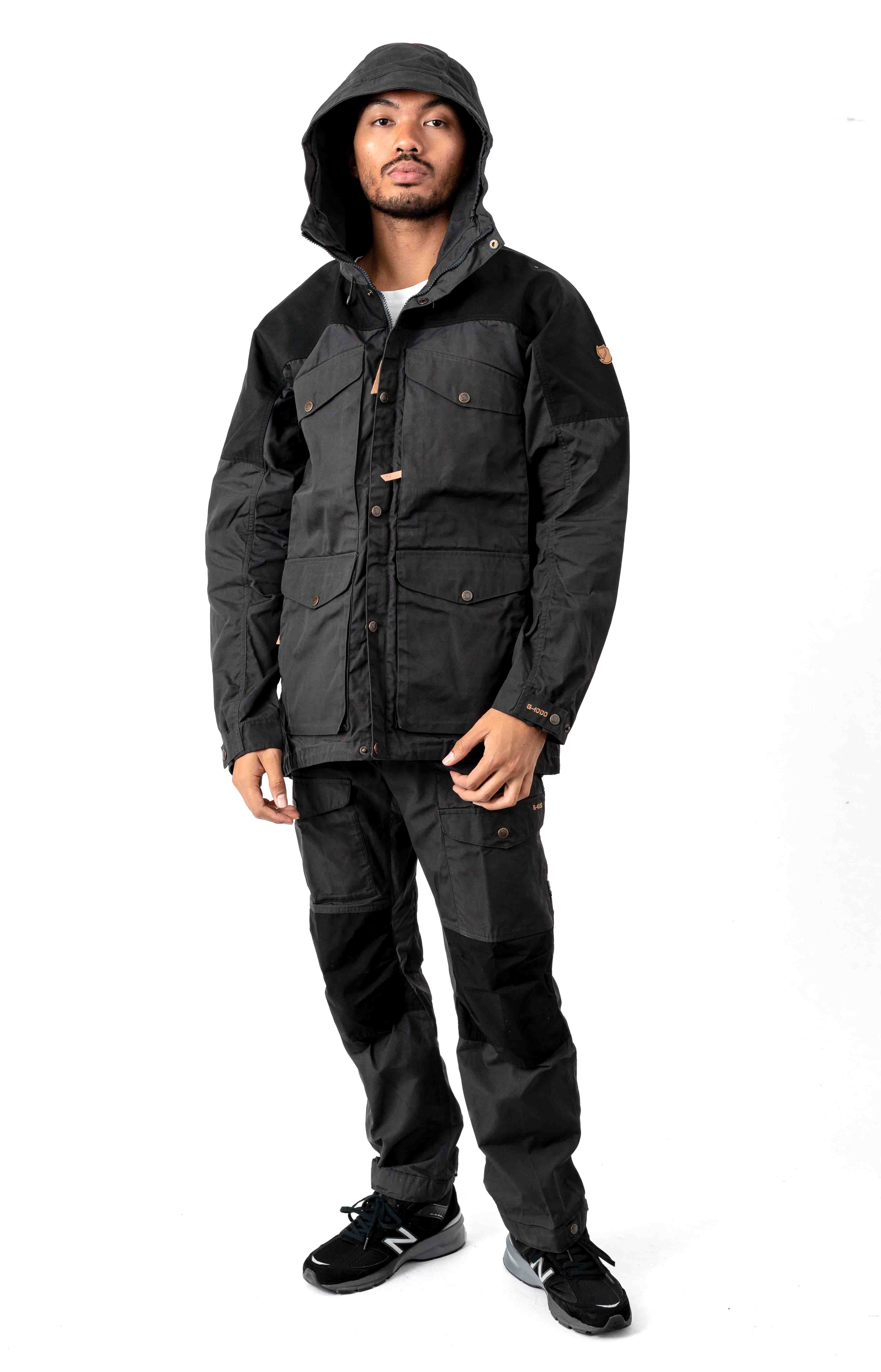 Vidda Pro Jacket - Dark Grey/Black 5