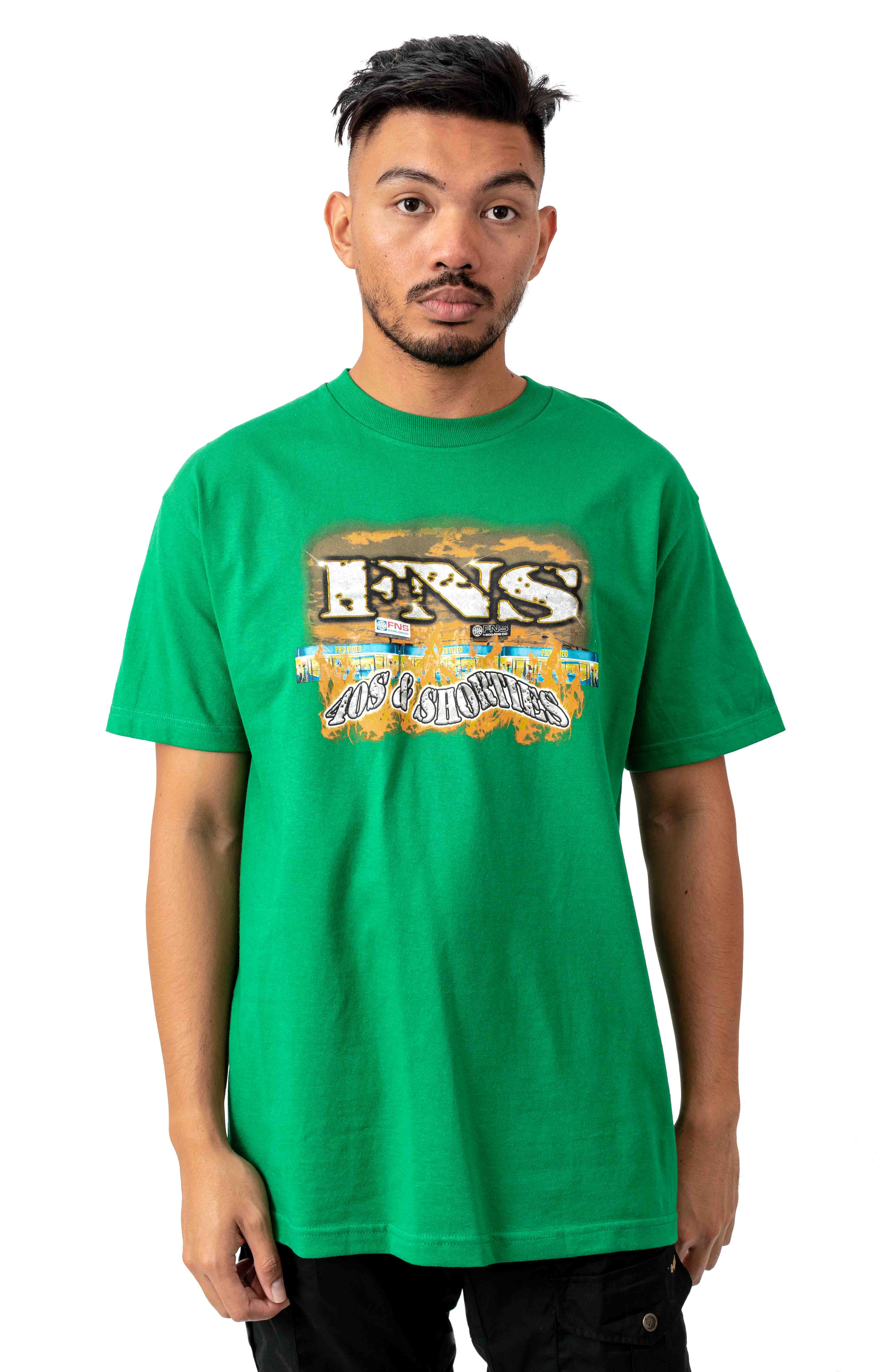 Dope T-Shirt - Kelly Green