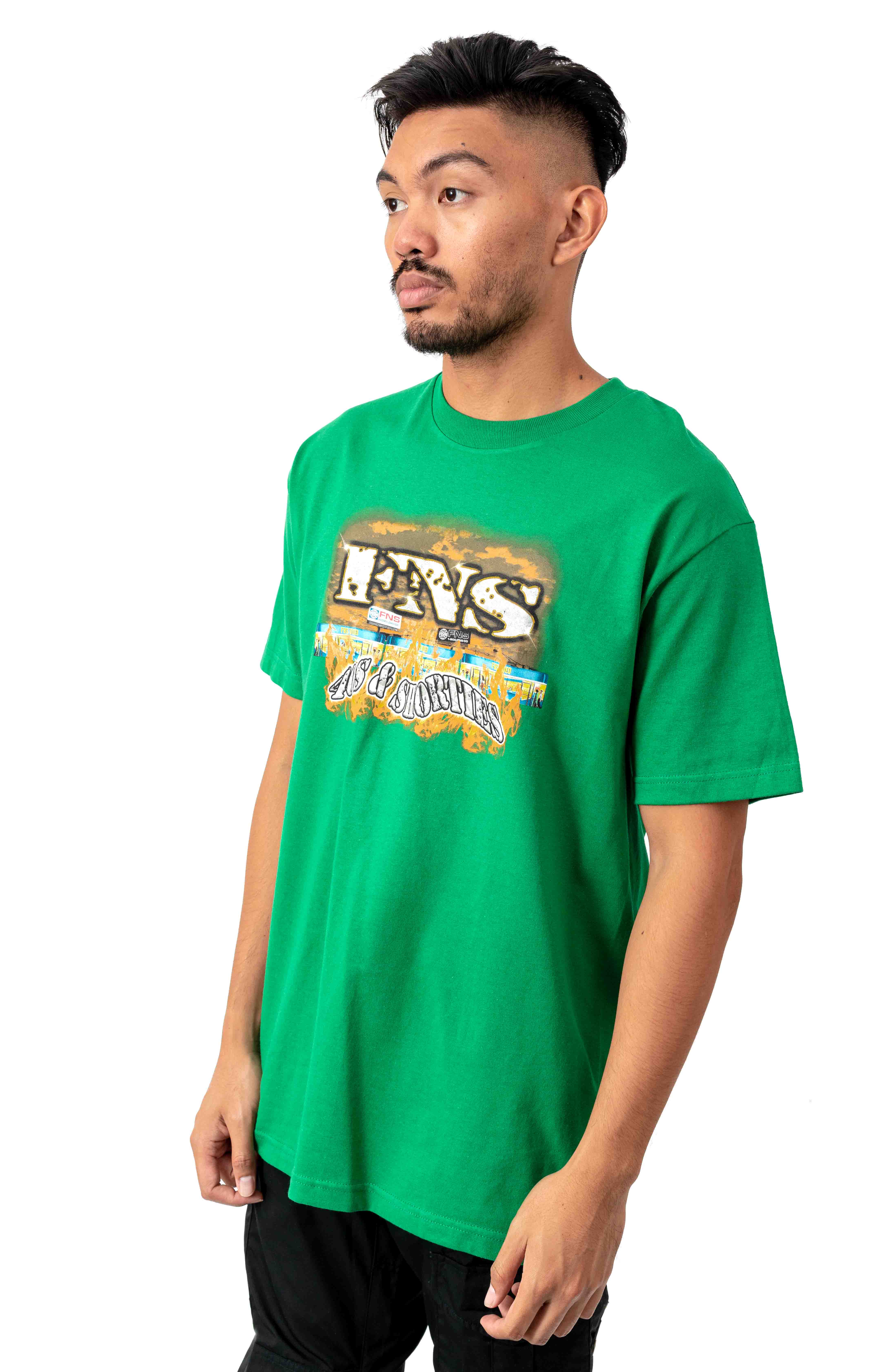 Dope T-Shirt - Kelly Green  2
