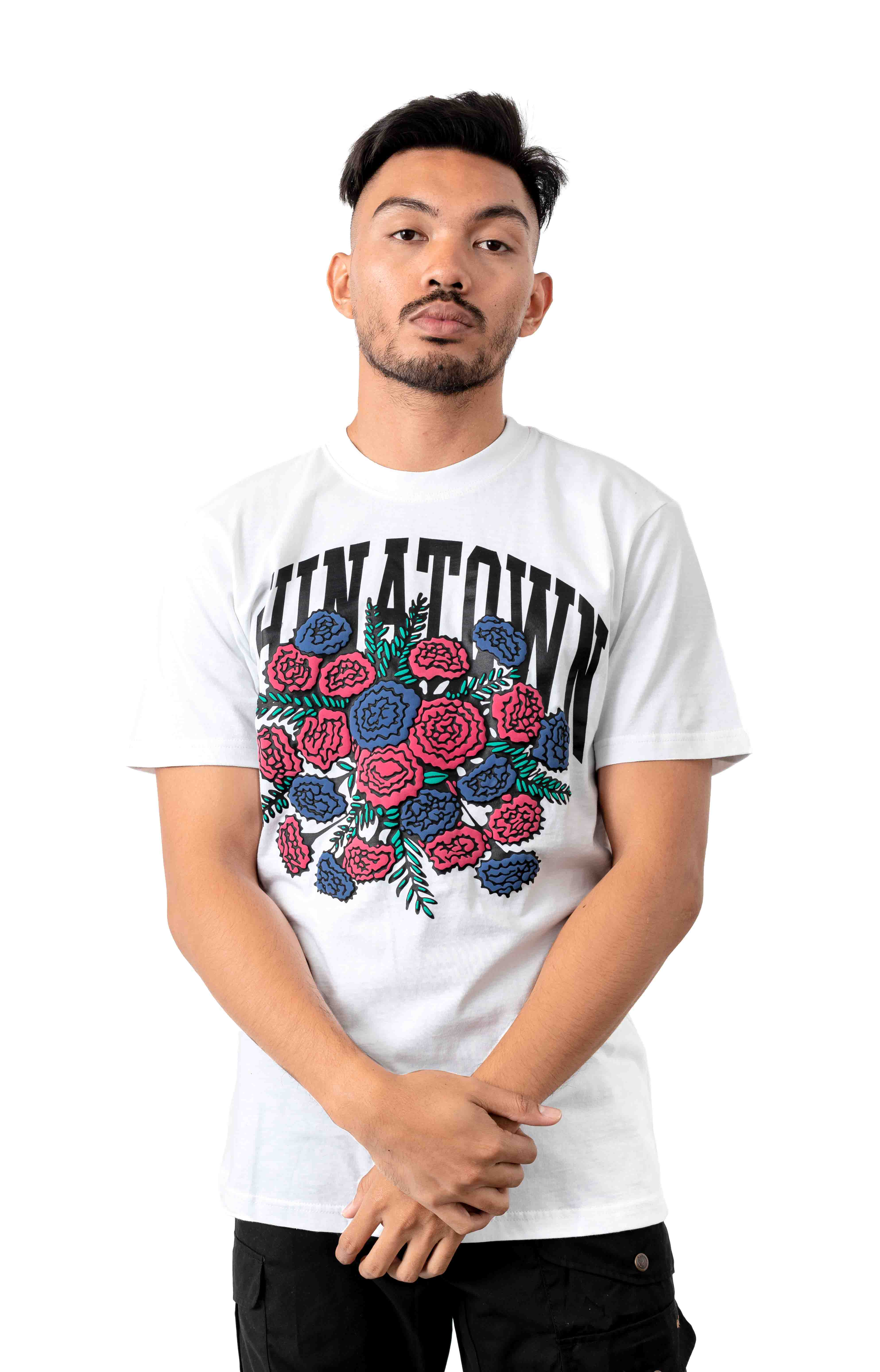 Bouquet T-Shirt - White