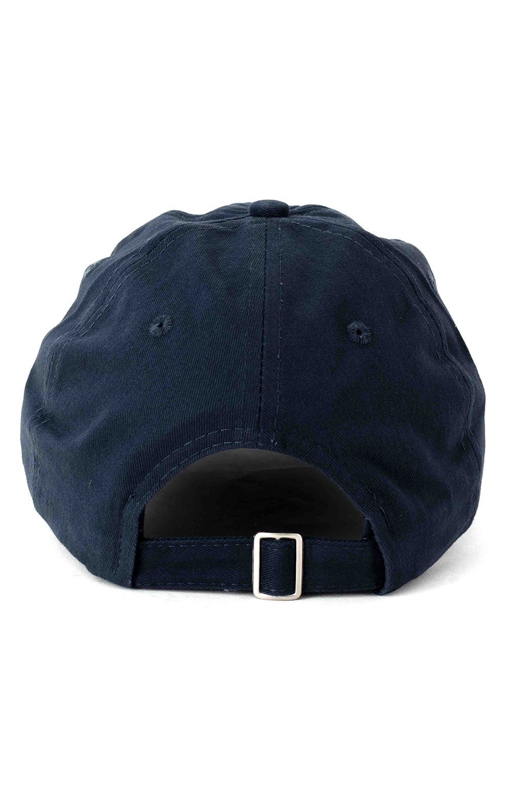 Unstructured Ball Cap - Navy  3
