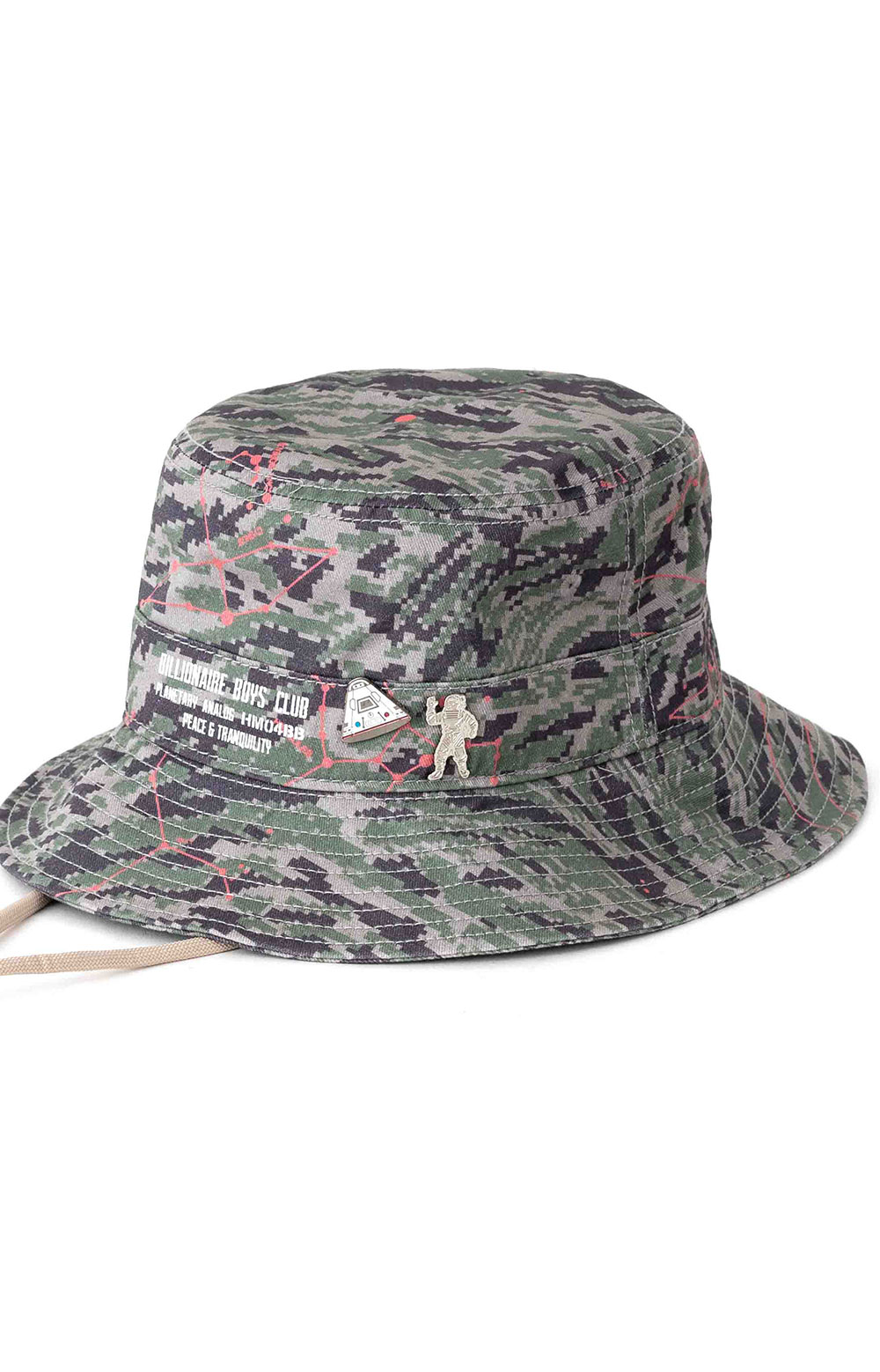 BB Moonrock Bucket Hat - Goat