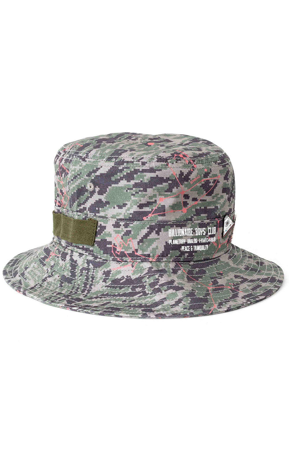 BB Moonrock Bucket Hat - Goat 2