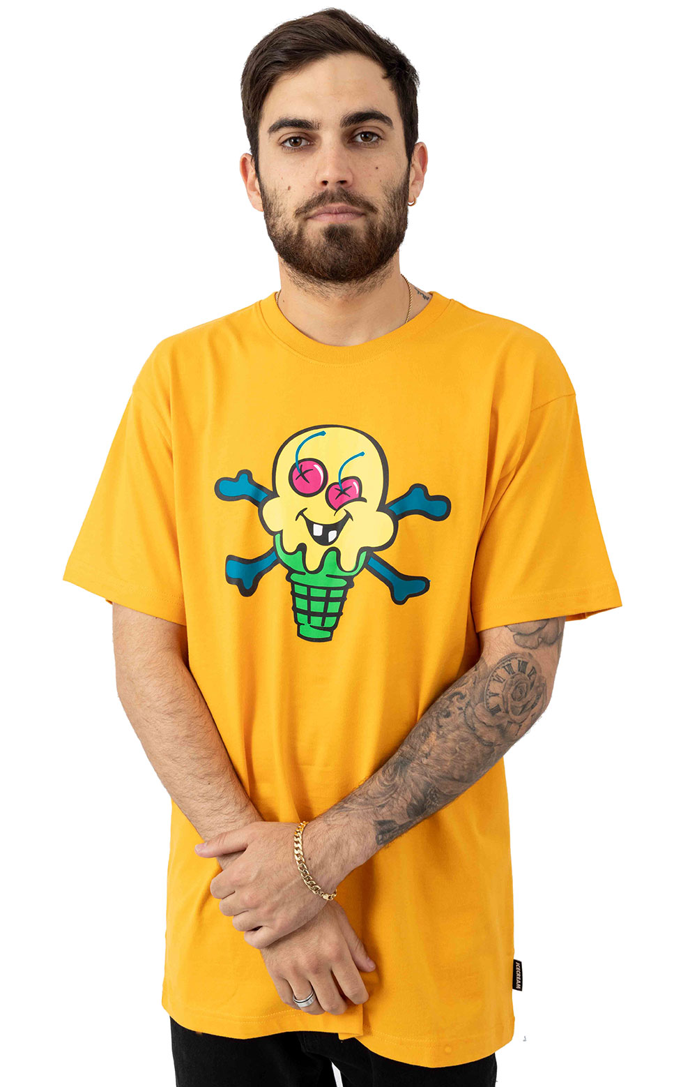 Buds T-Shirt - Cadmium Yellow