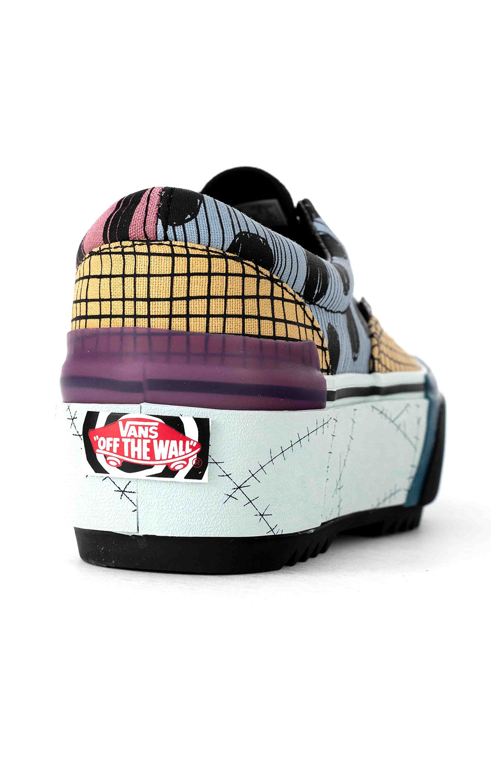 (BTOT2U) Era Stacked Shoe - Sally 5