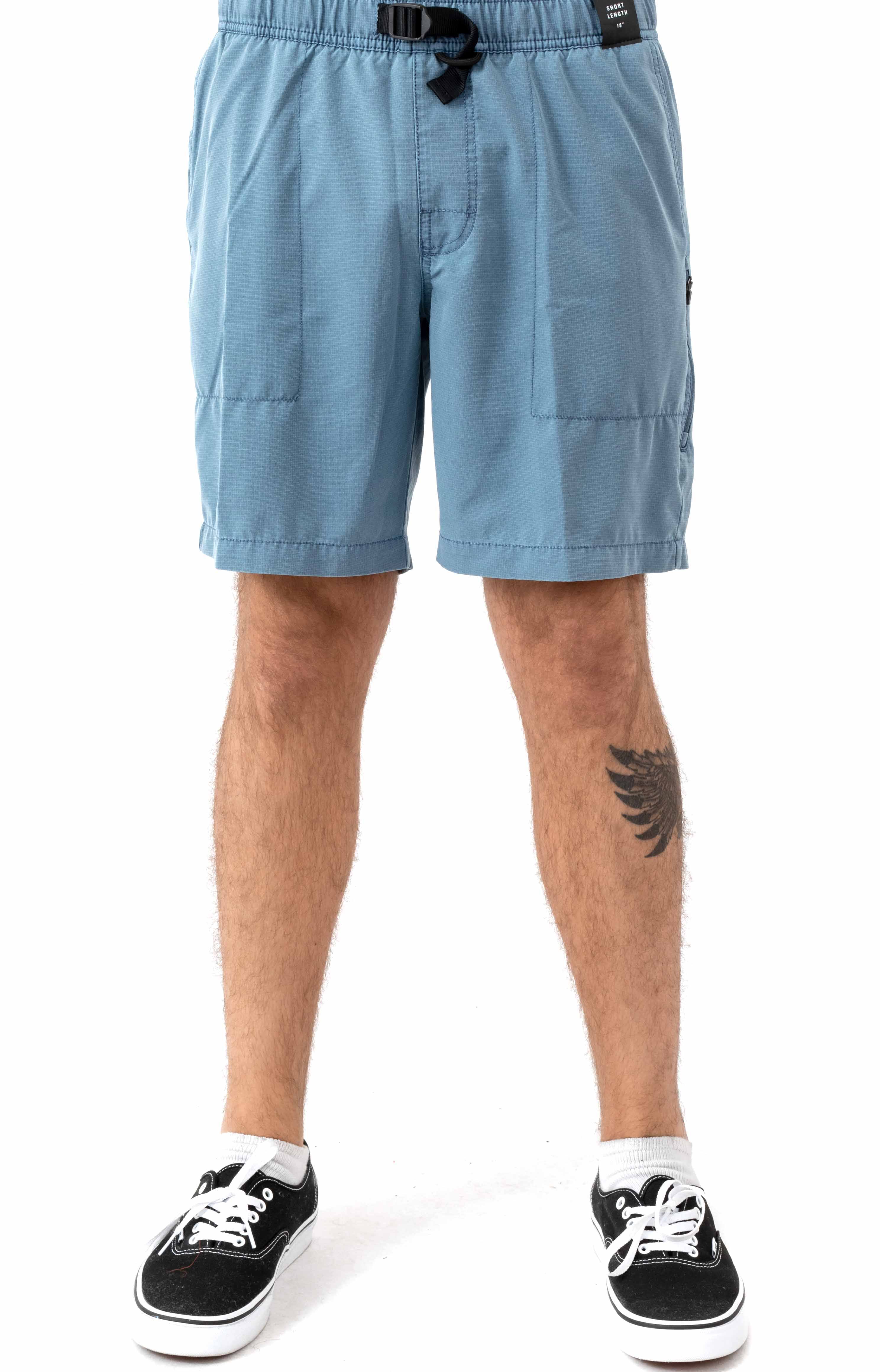 All Time Arch II Hybrid Shorts - China Blue 2