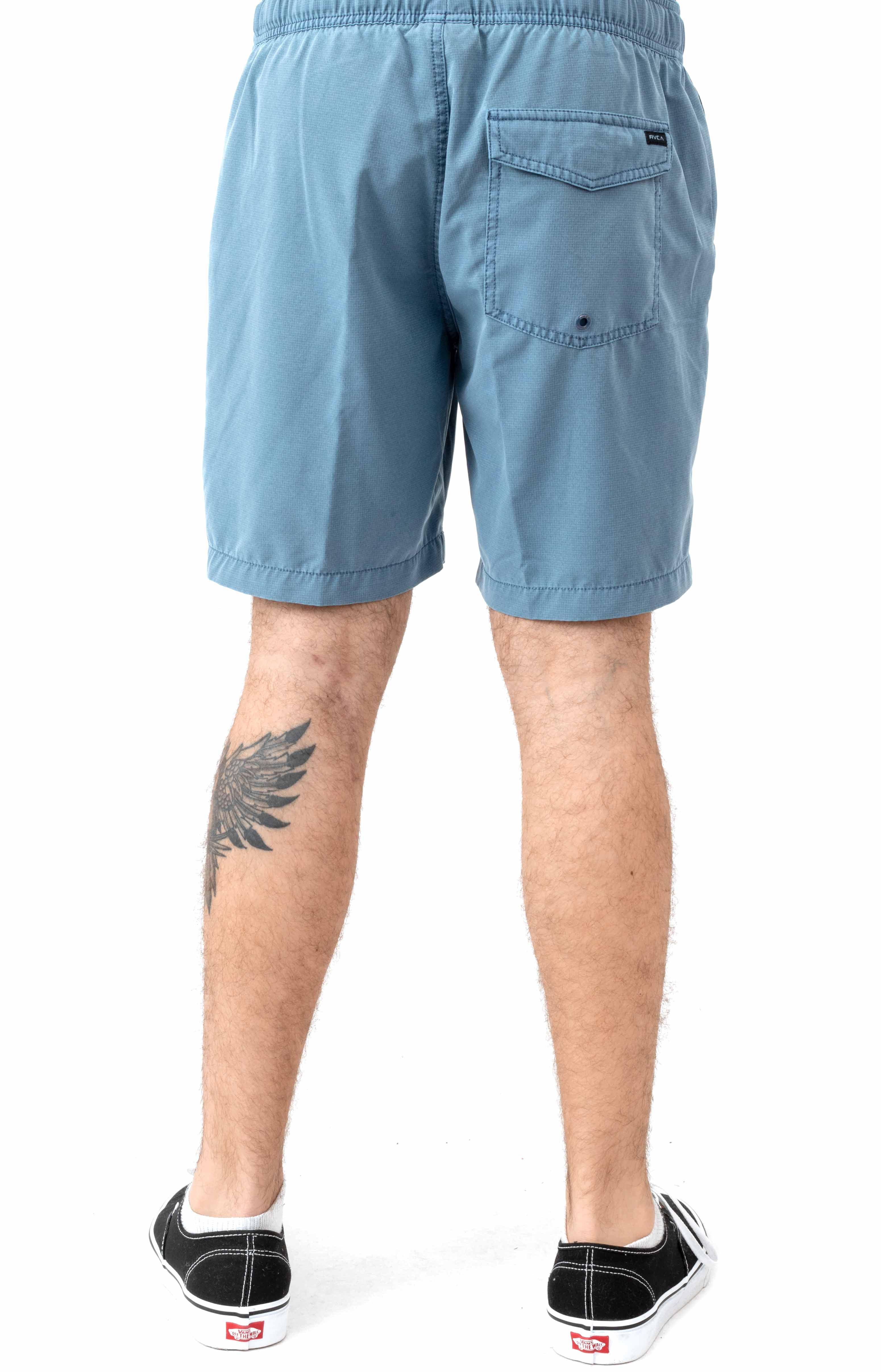 All Time Arch II Hybrid Shorts - China Blue 3